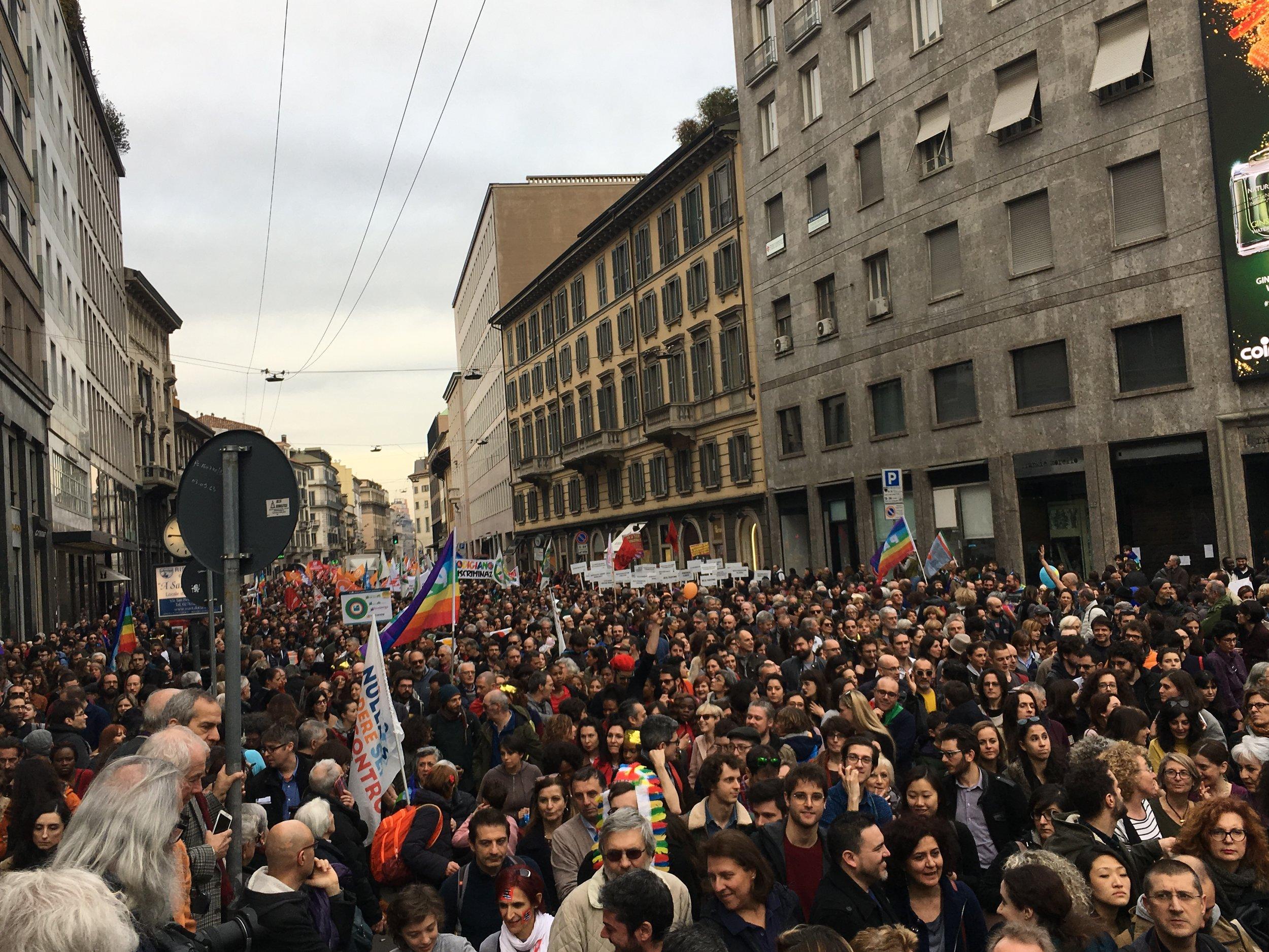 """""""Prima le persone"""", Milano, 2 marzo 2019"""