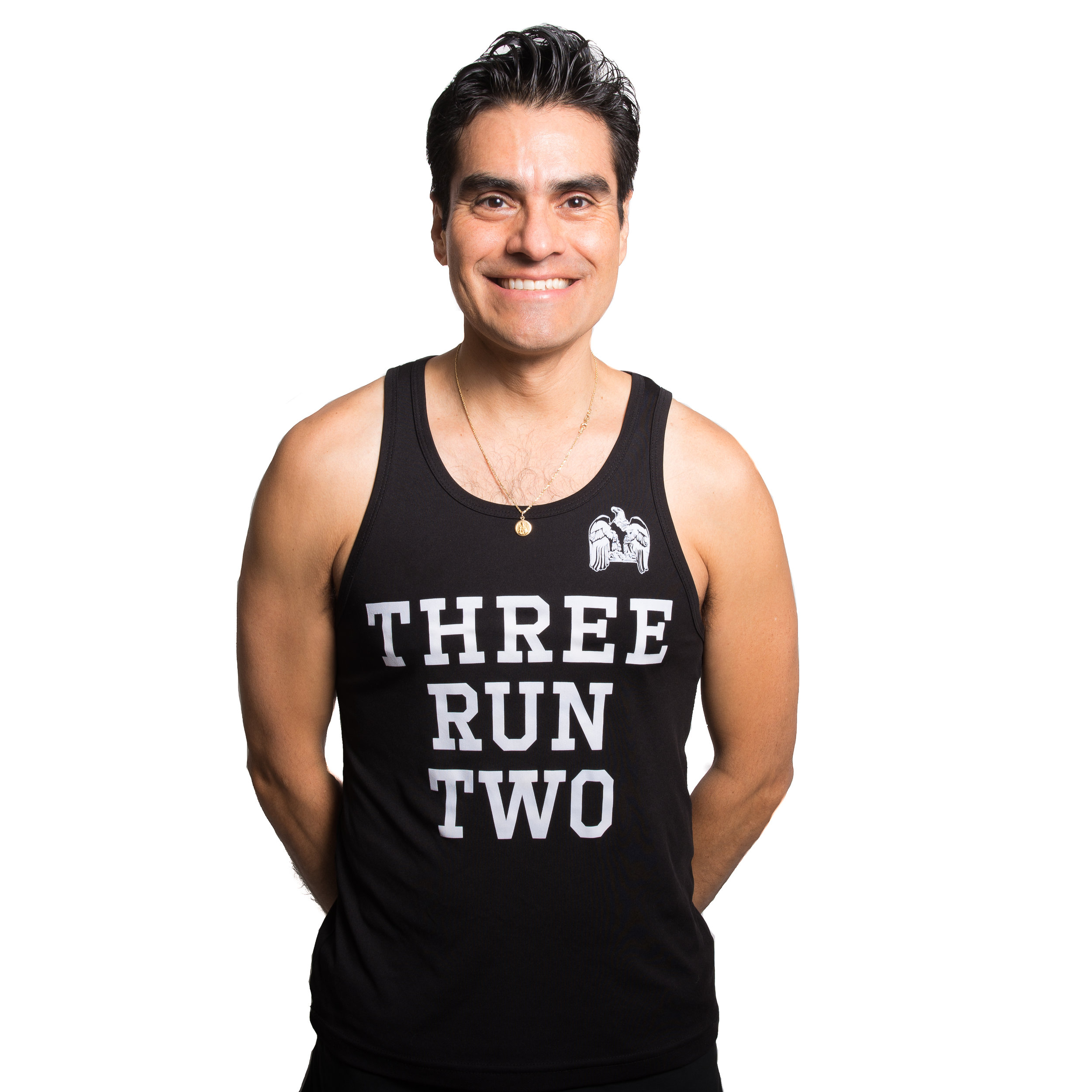 ArturoGamez - Marathon Qualifier, PR: New York, 2018 - 3:04:47, 2:59:452019 Goal Race & Time: Chicago Marathon or New York City MarathonHow did you get into running? My brother forced me to join cross country in high school.How did you become involved with 3RUN2? My niece brought me along to a run in 2016- I've been showing up ever since.