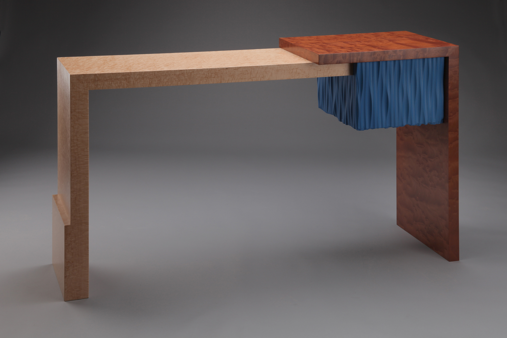 Blue Box Hall Table SOLD