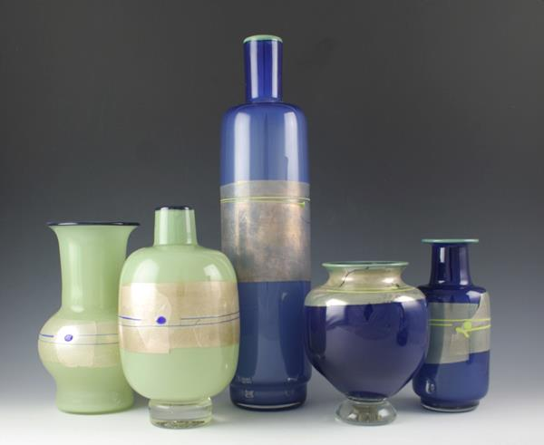Vases - various sizes and prices  glass