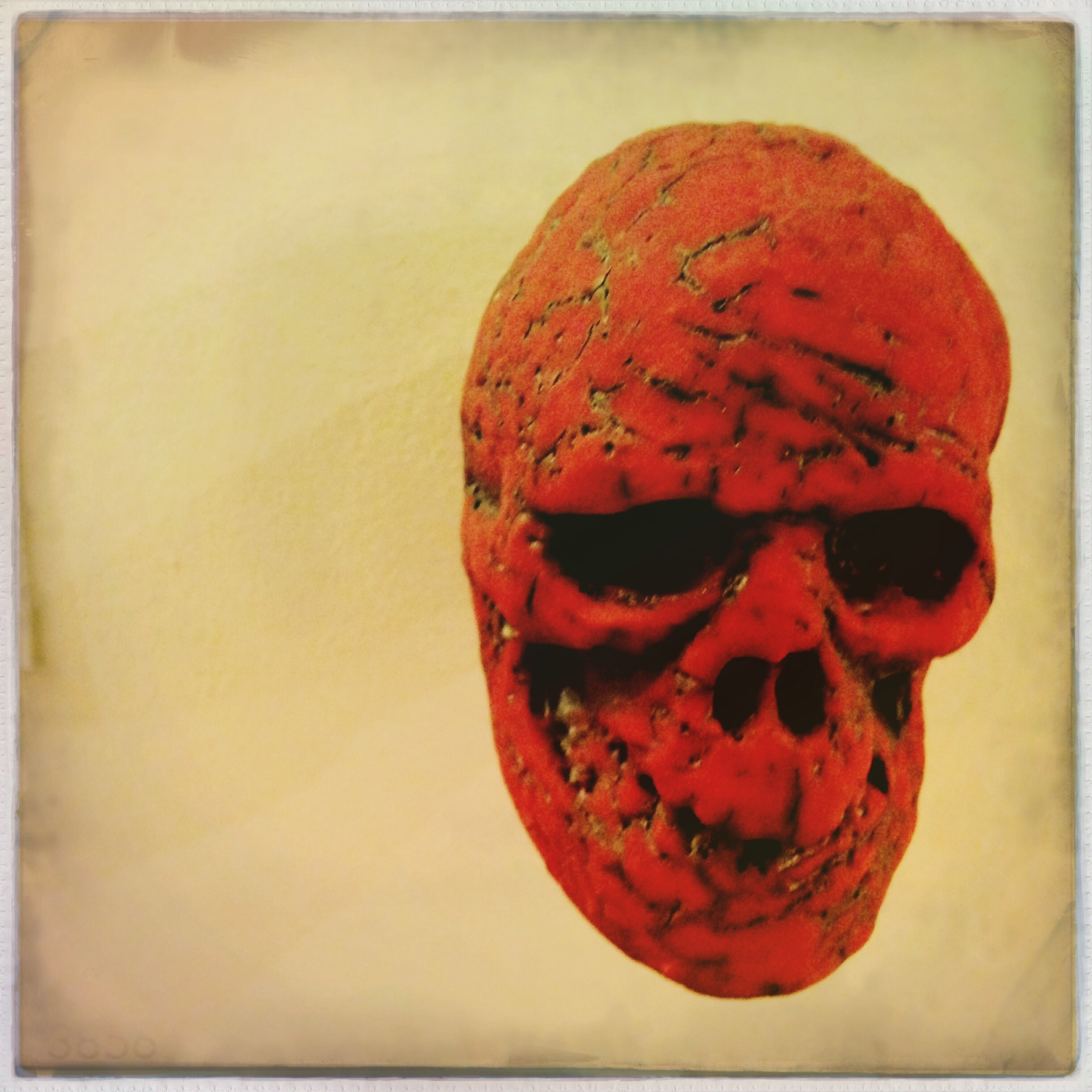 Tom Bartel ceramic head