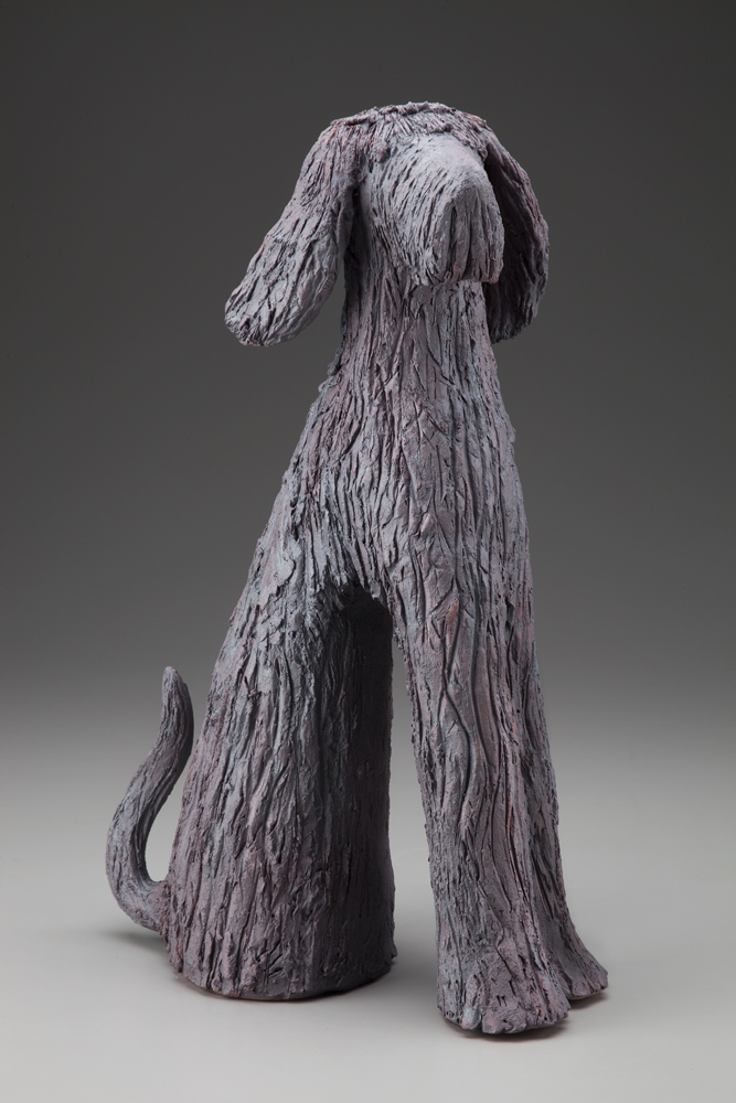 Shaggy Dog  ceramic