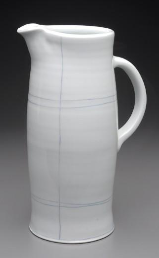 Pitcher porcelain