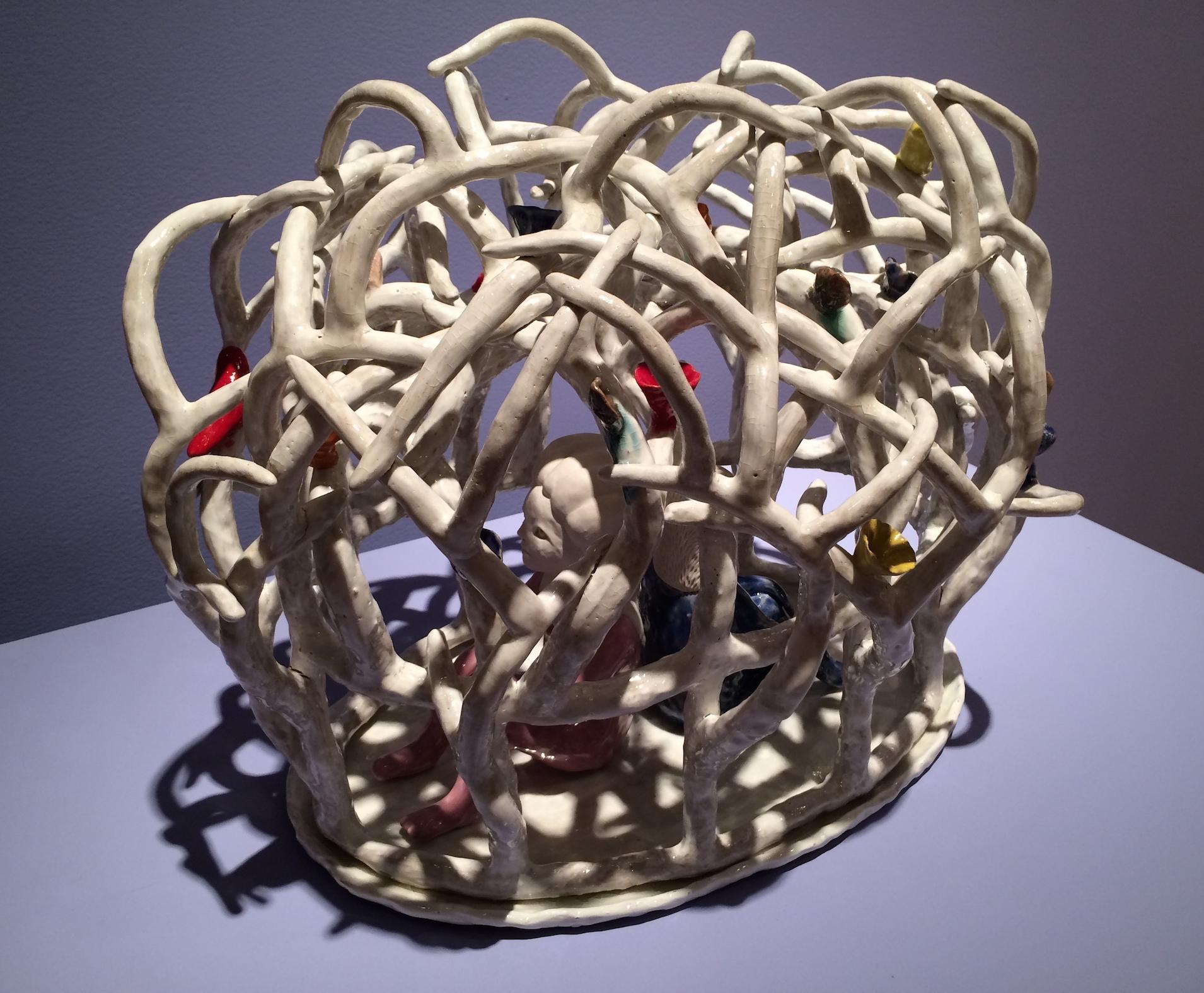 Copse  ceramic