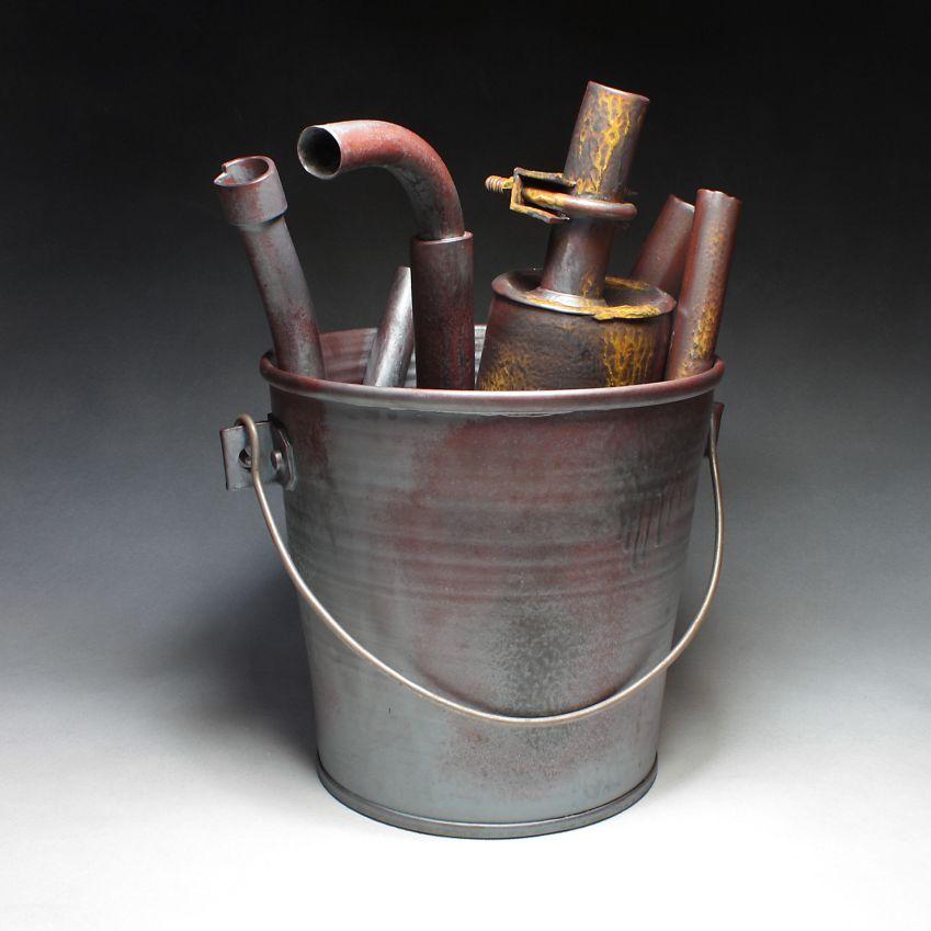 Muffler Bucket