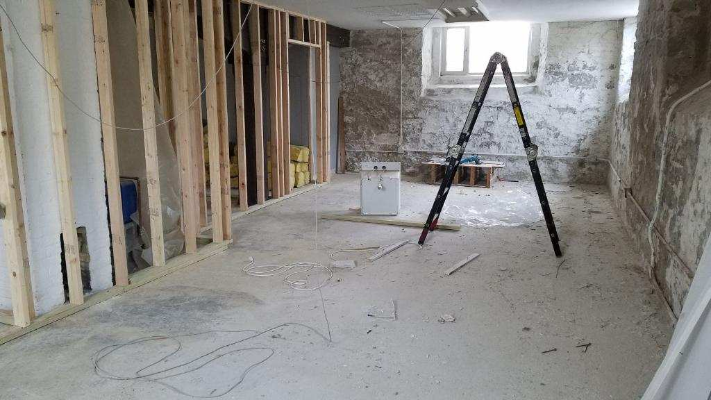 Basement - Artists studios