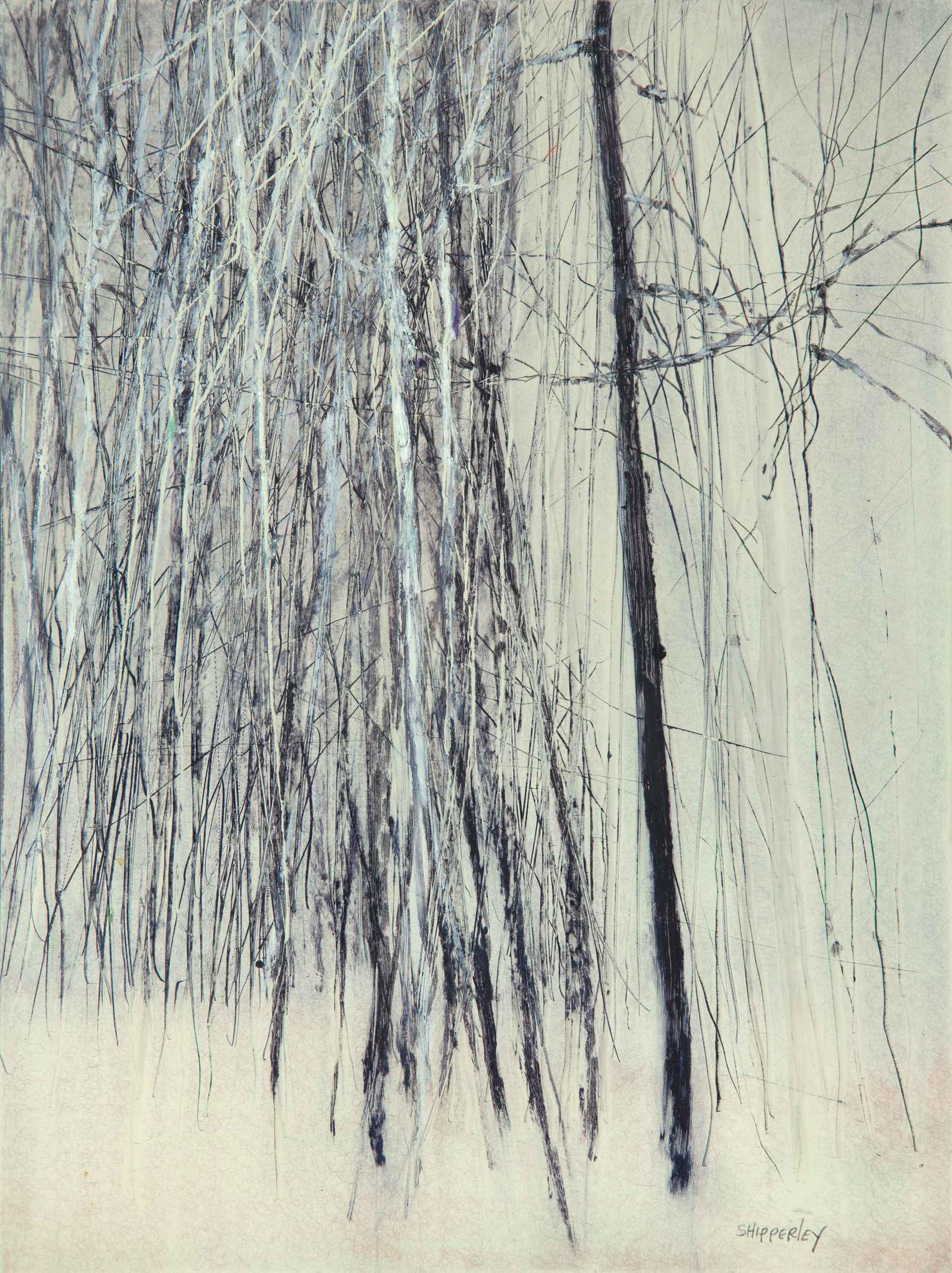 Sonnet of Winter (13 x 10) $1,200