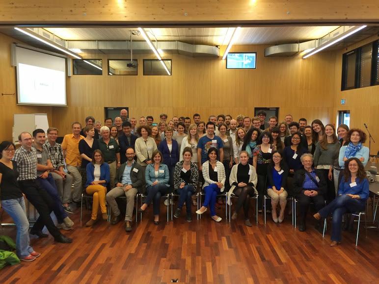 2014 International Summer School in Affective Sciences, Switzerland.