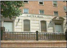 Easton Hall dormitory