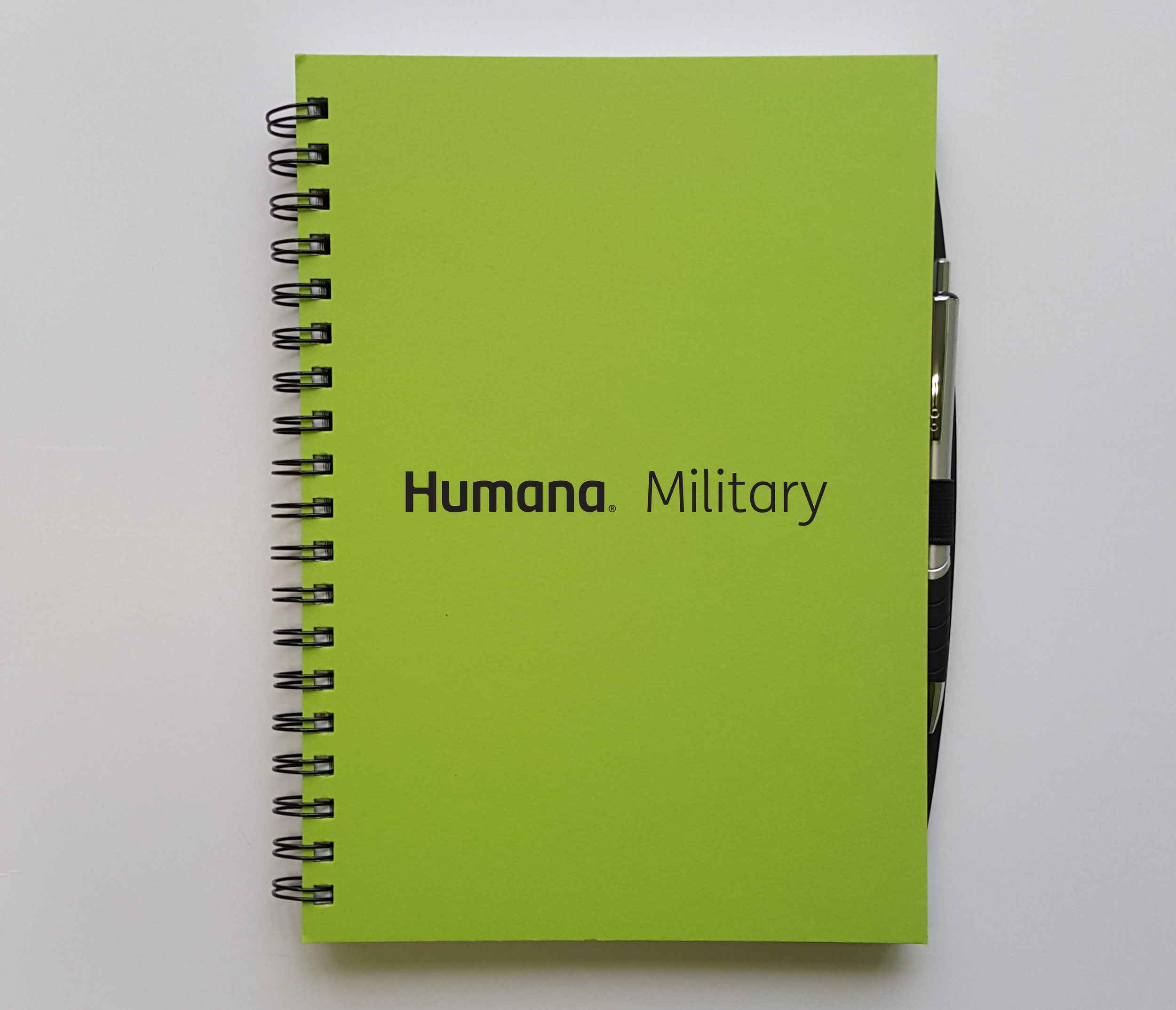 Humana Military Notebook