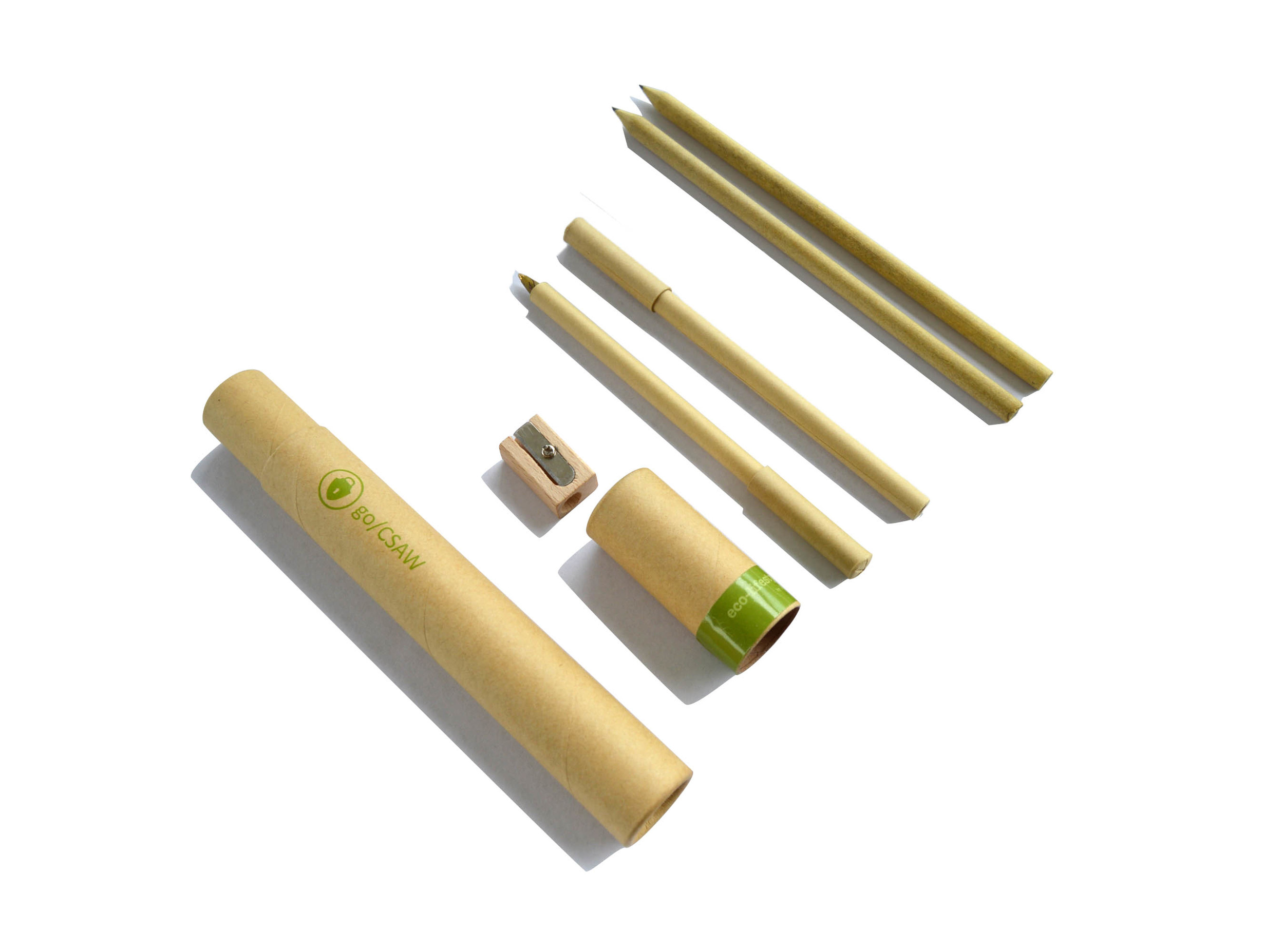 Humana Eco-Pen & Pencil Set