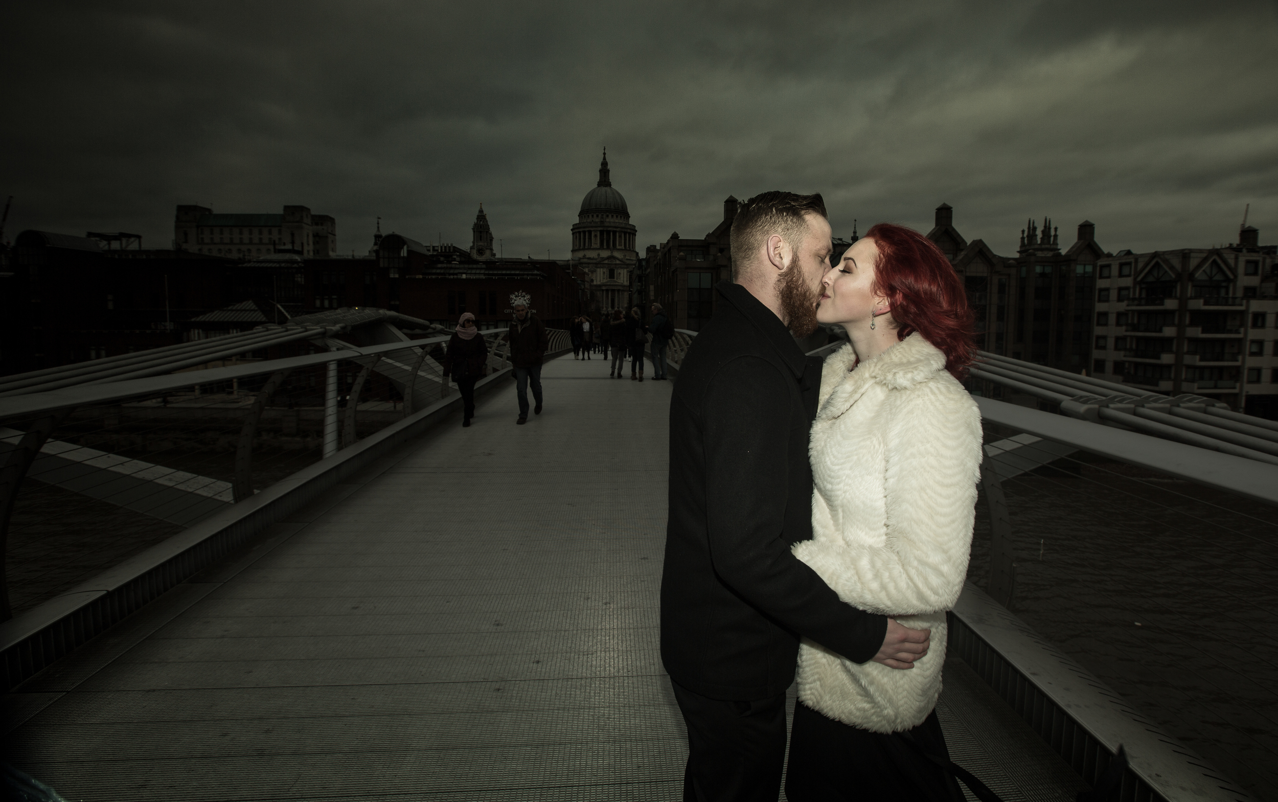 St Paul's Cathedral Engagement