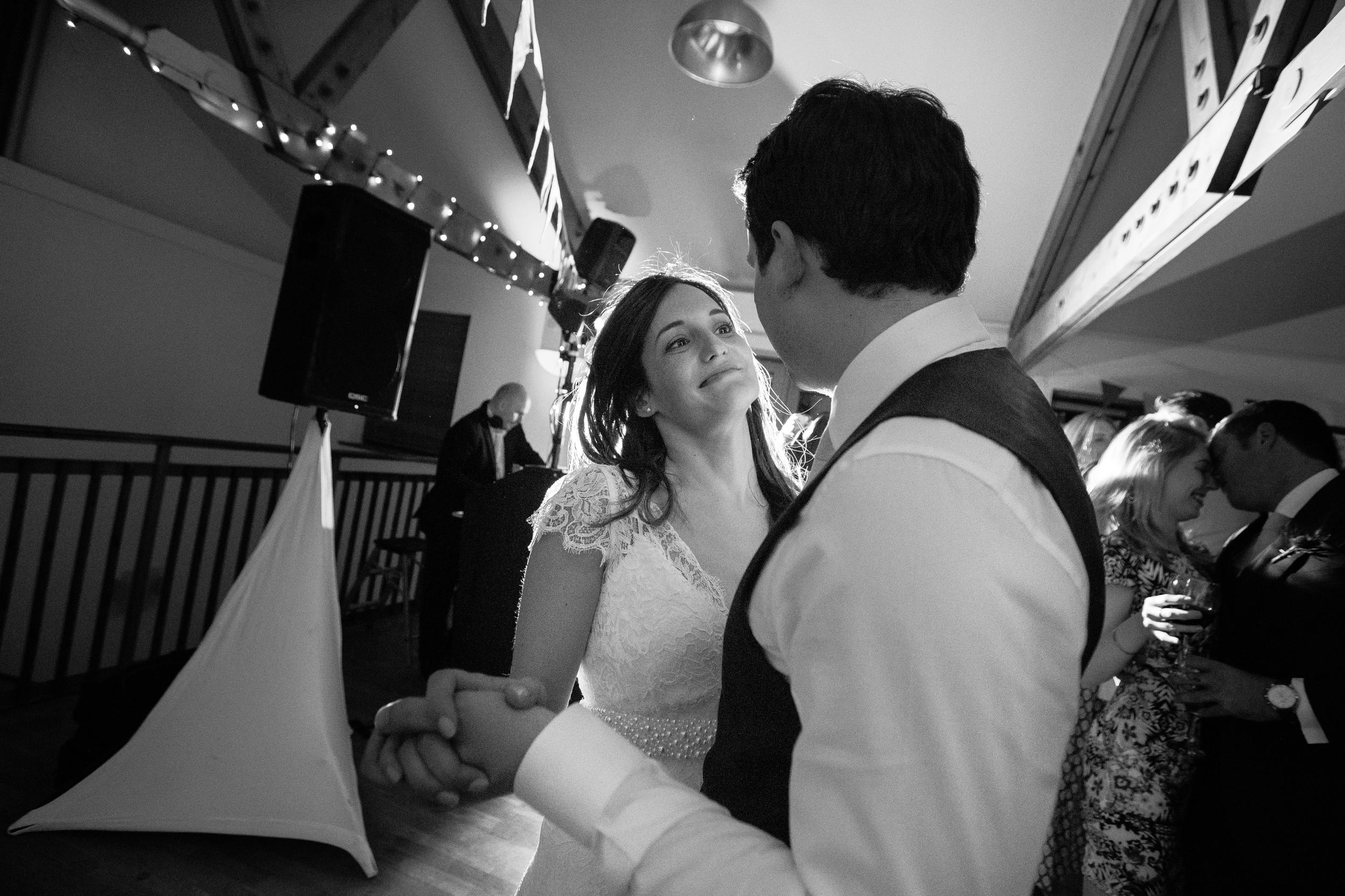 barnes-first-dance-reception-1-london-uk-destination-wedding-photography-Adam-Rowley