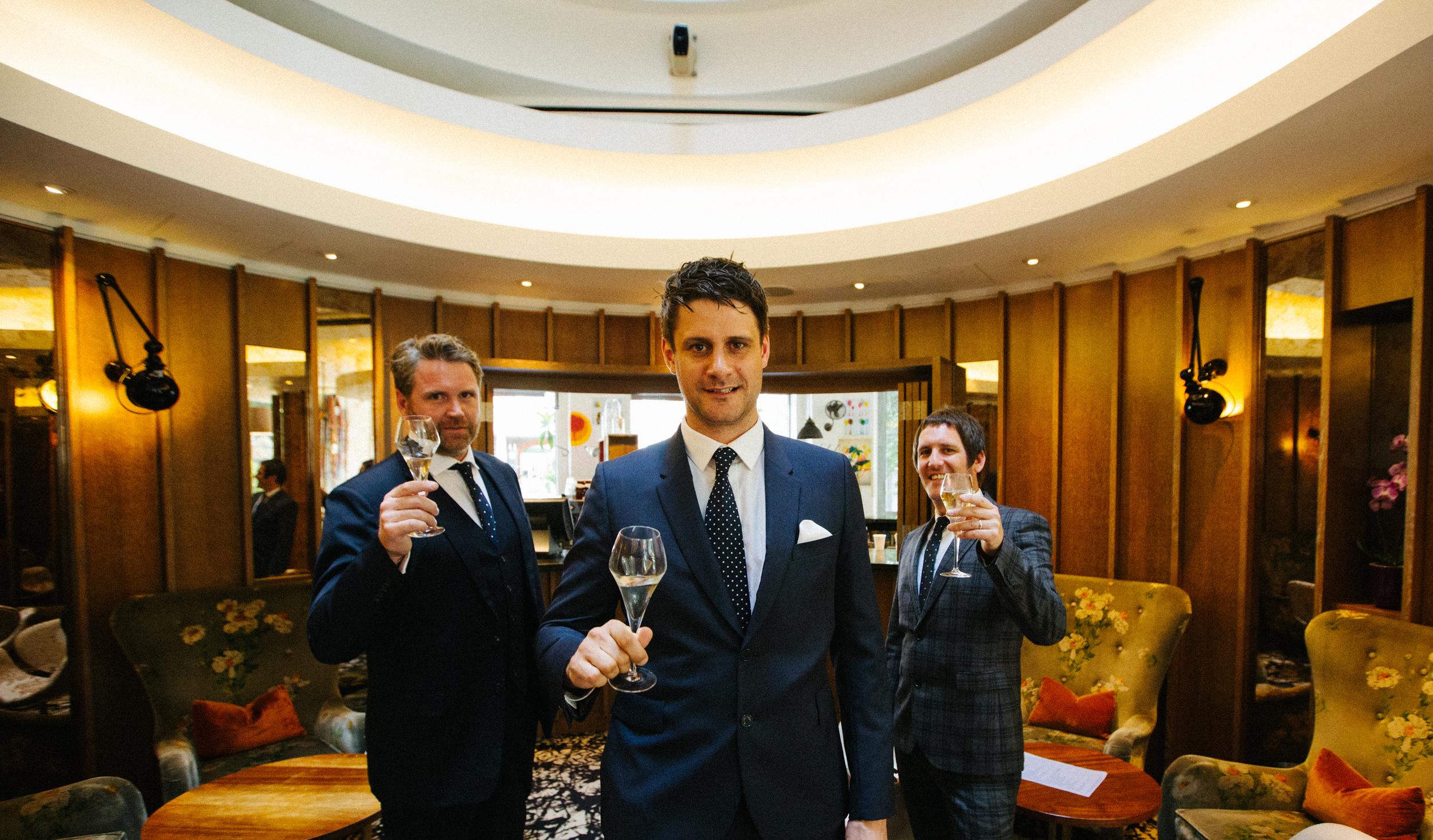 Zetter-hotel-london-wedding-groom-toast-1