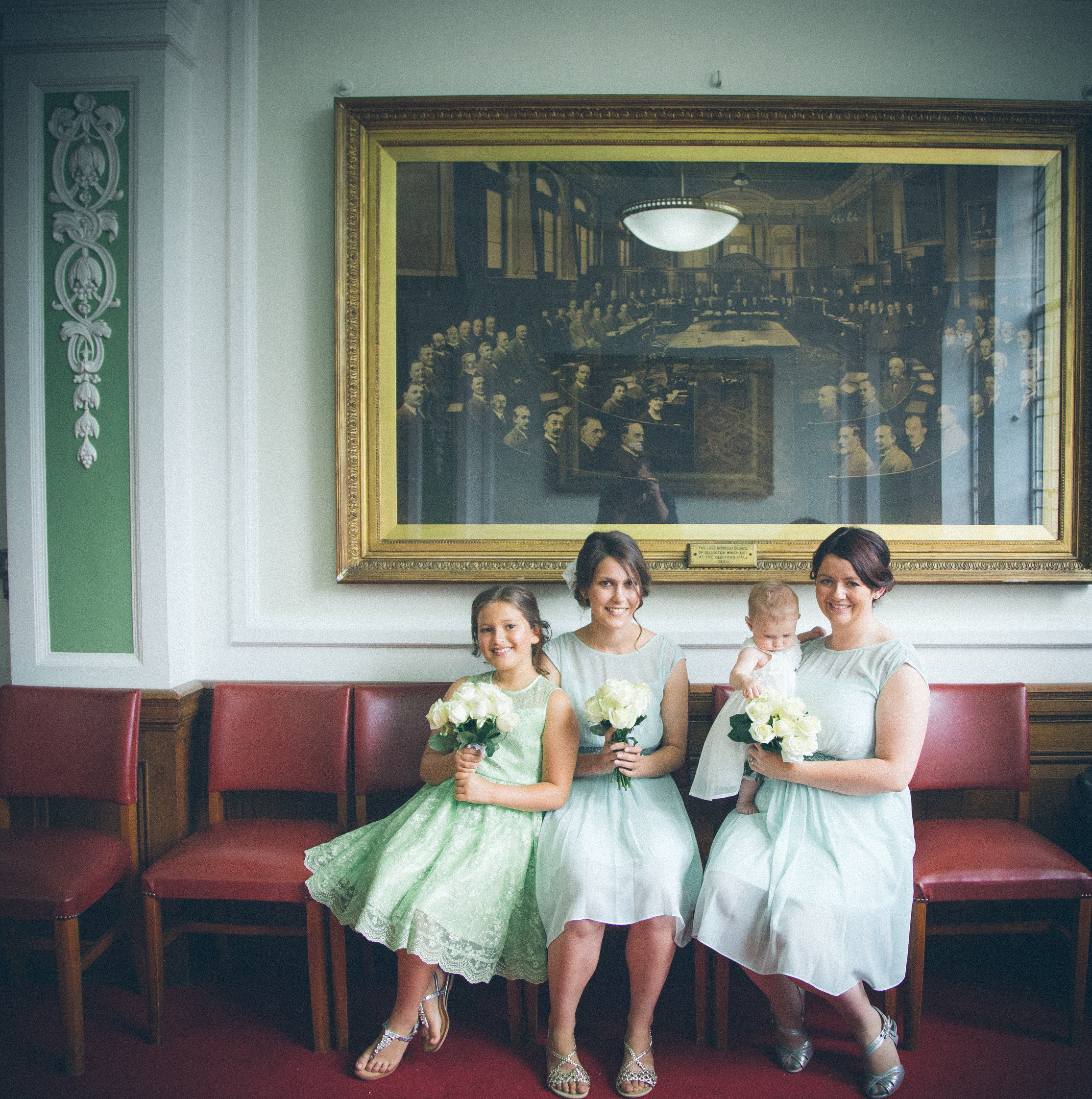 islington-town-hall-bridesmaids-1