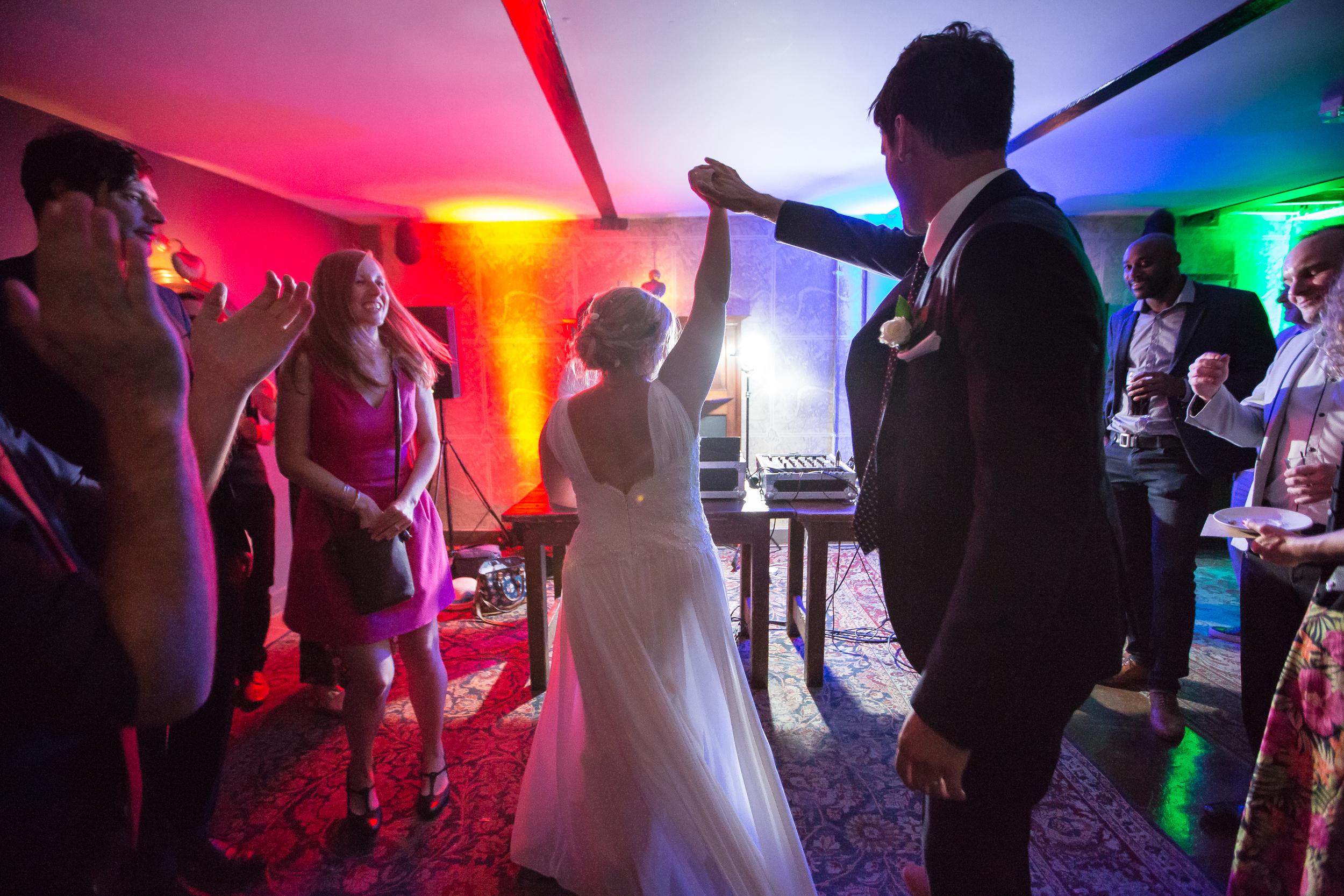 Artisan-Clerkenwell-wedding-reception-first-dance-1