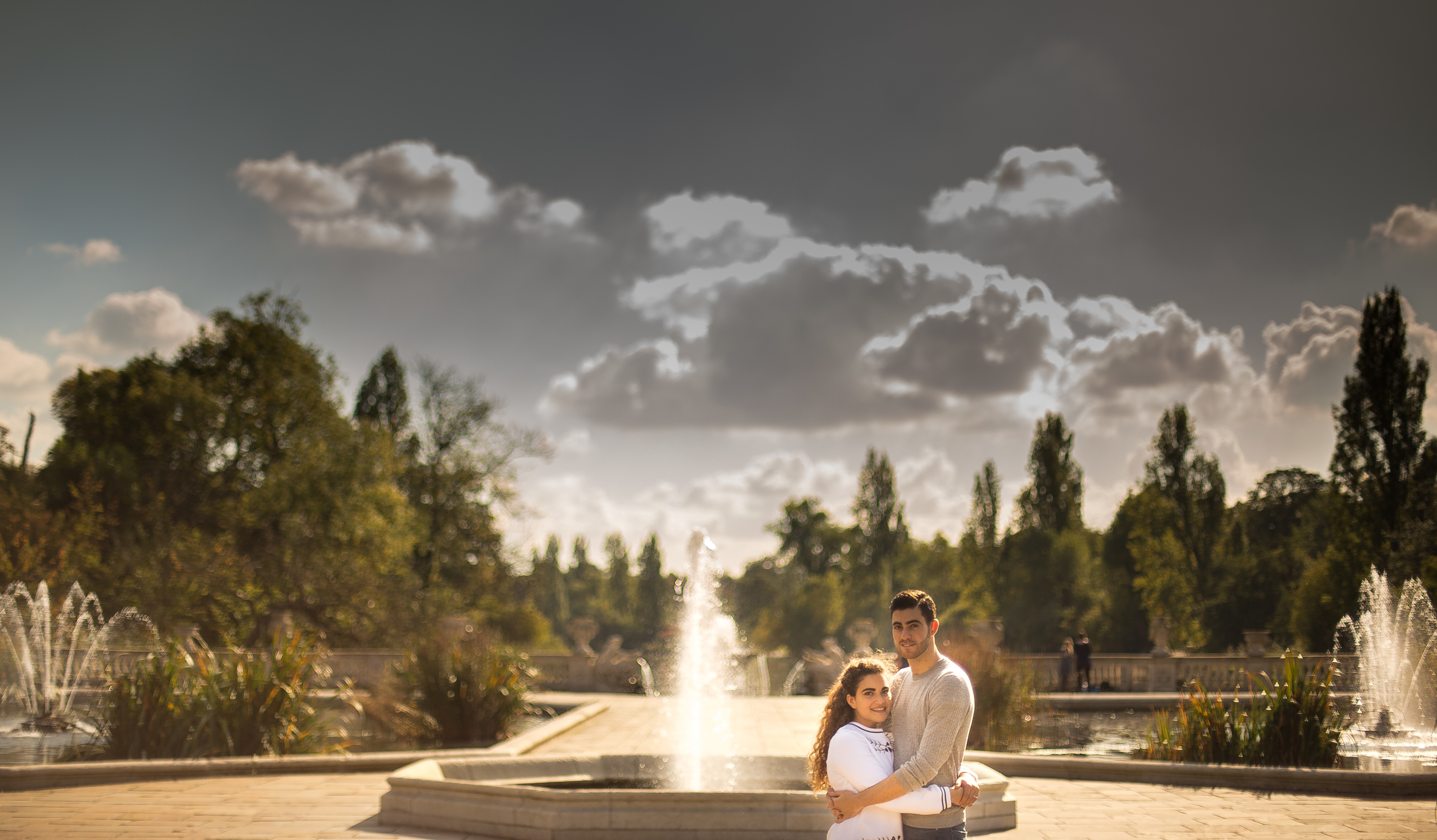 hyde park proposal engagement photography london 17