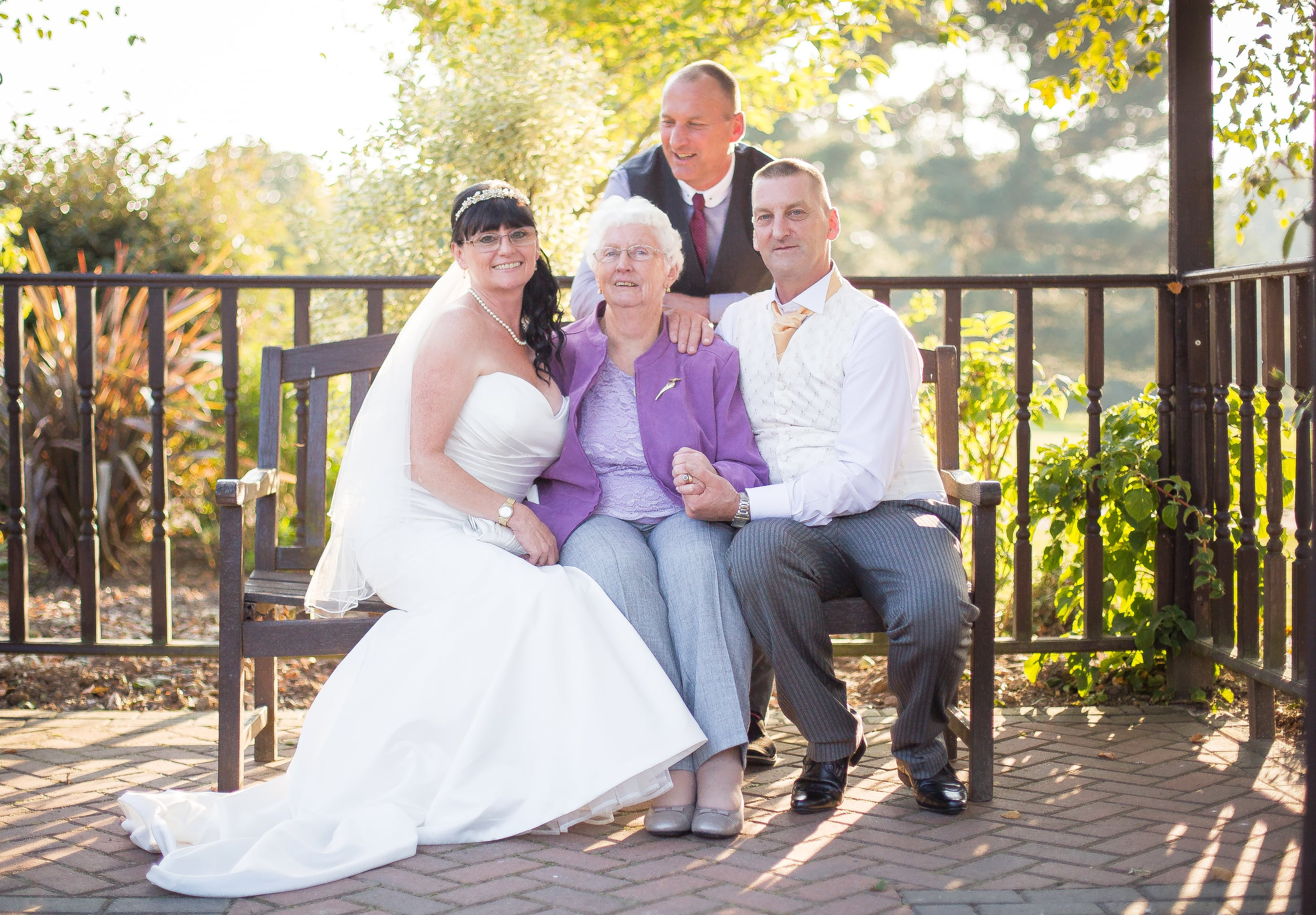 portsmouth wedding hampshire golf club 4