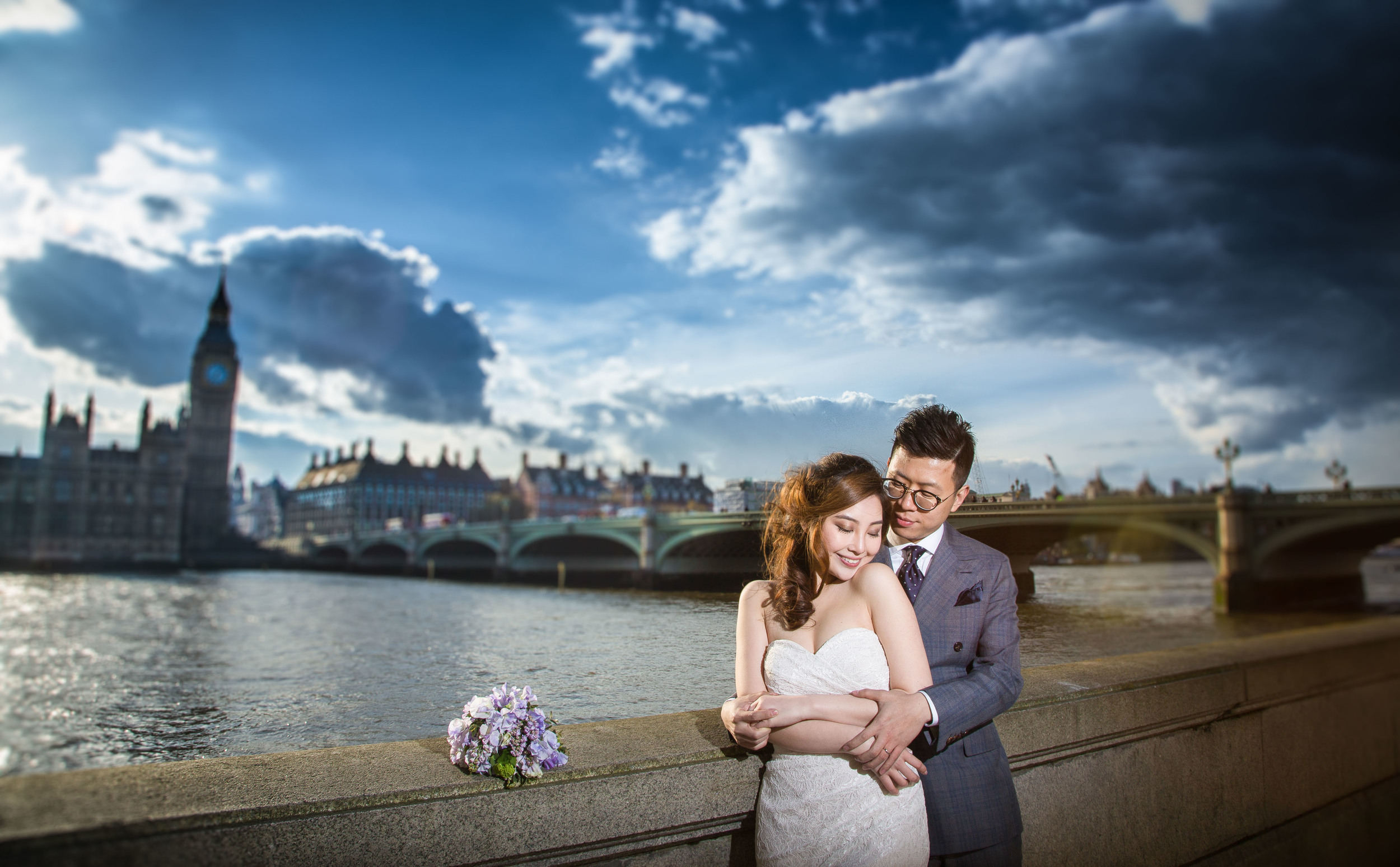 london-westminster-chinese-pre-wedding-photography 1