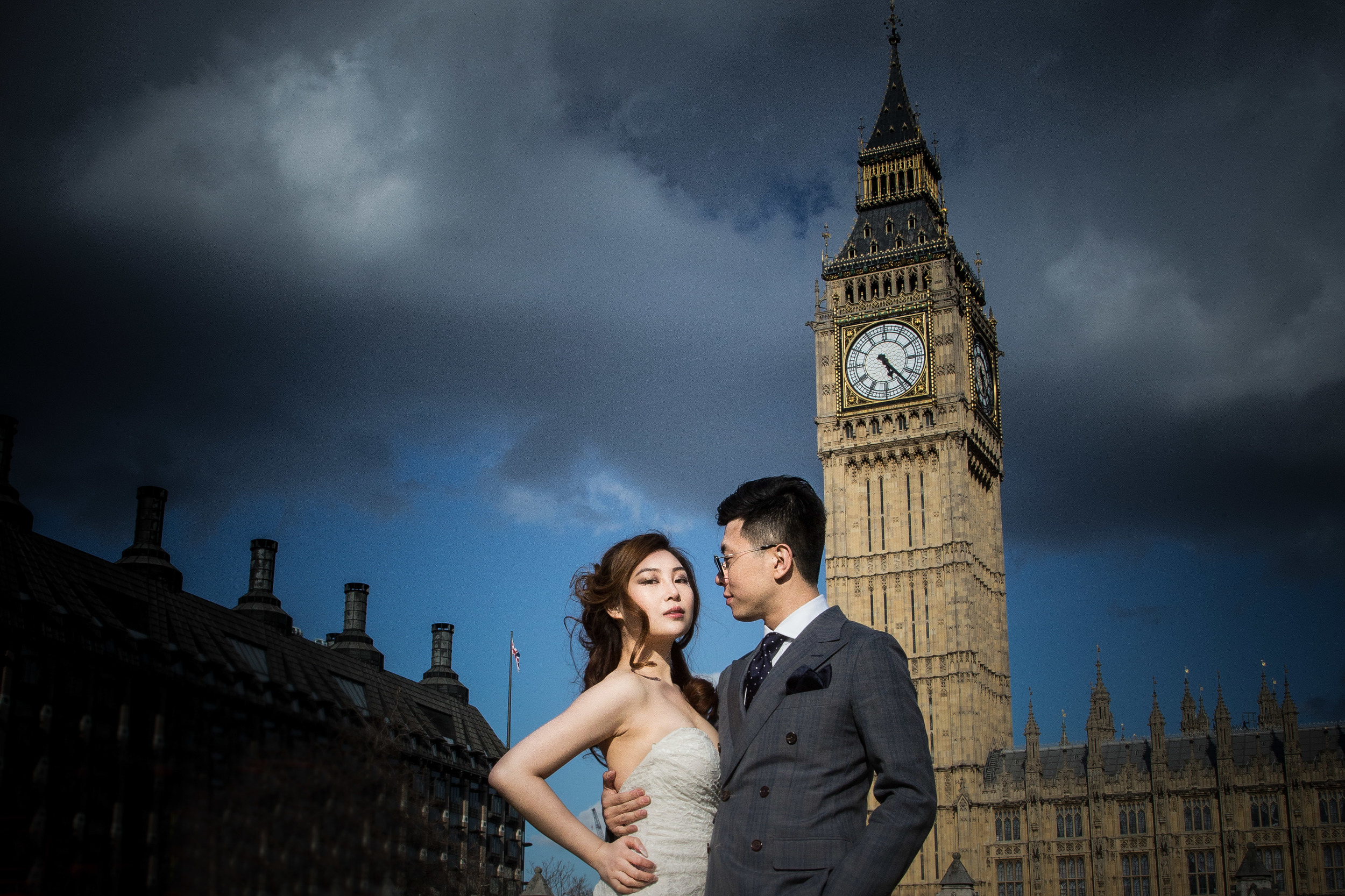london-westminster-chinese-pre-wedding-photography 12