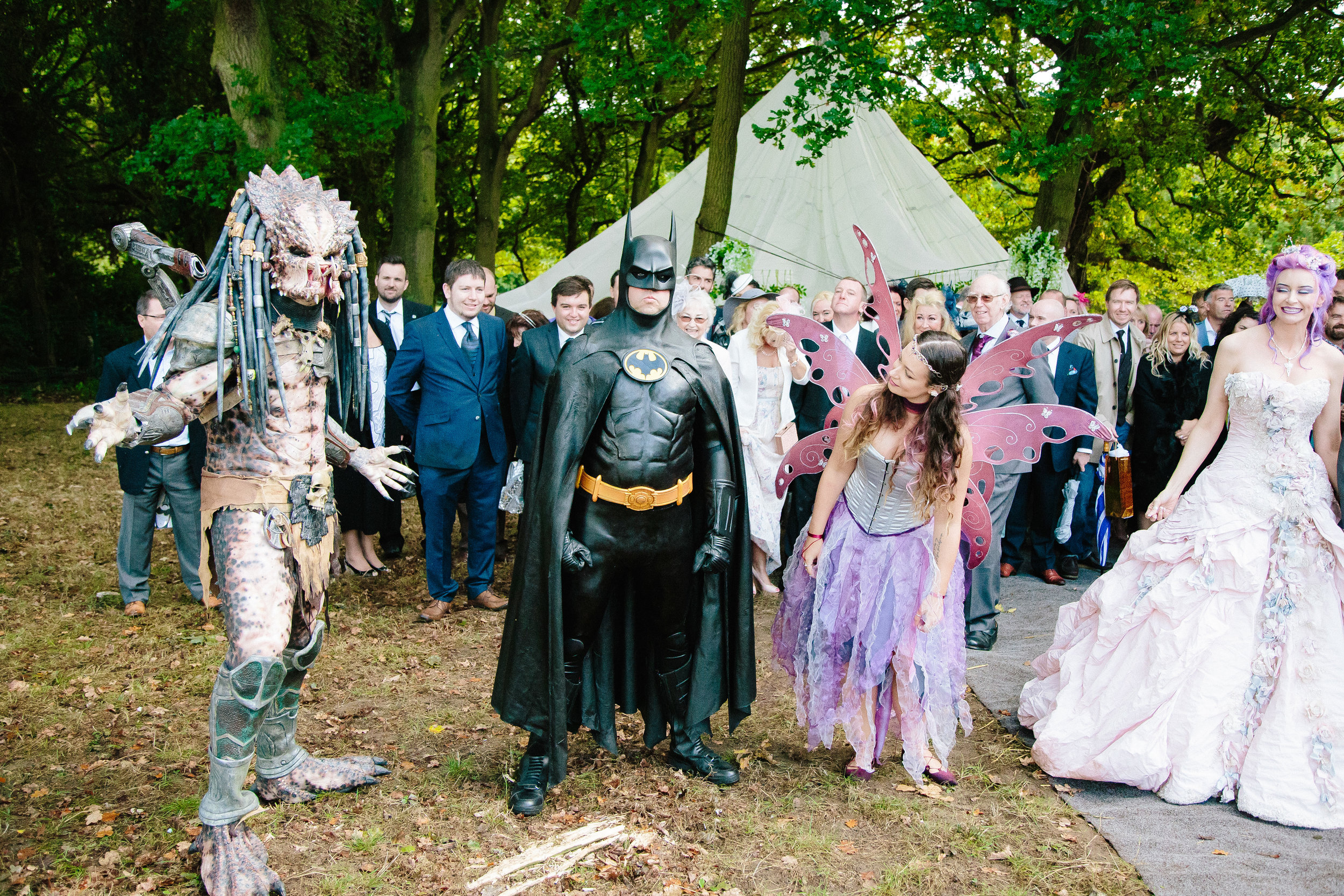 ceremony-bride-essex-movie-theme-wedding-batman-1