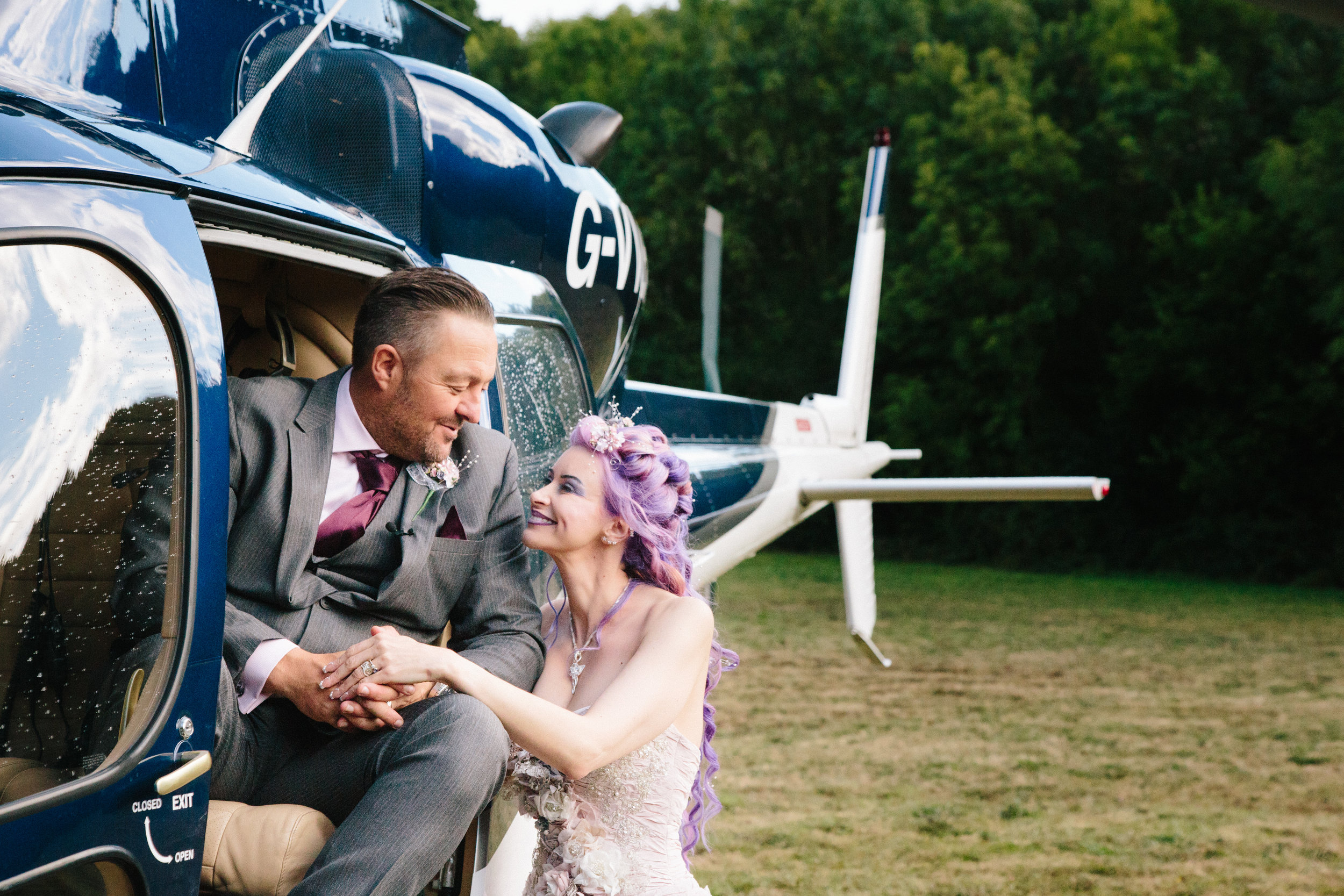 Helicopter-bride-essex-movie-theme-wedding-2