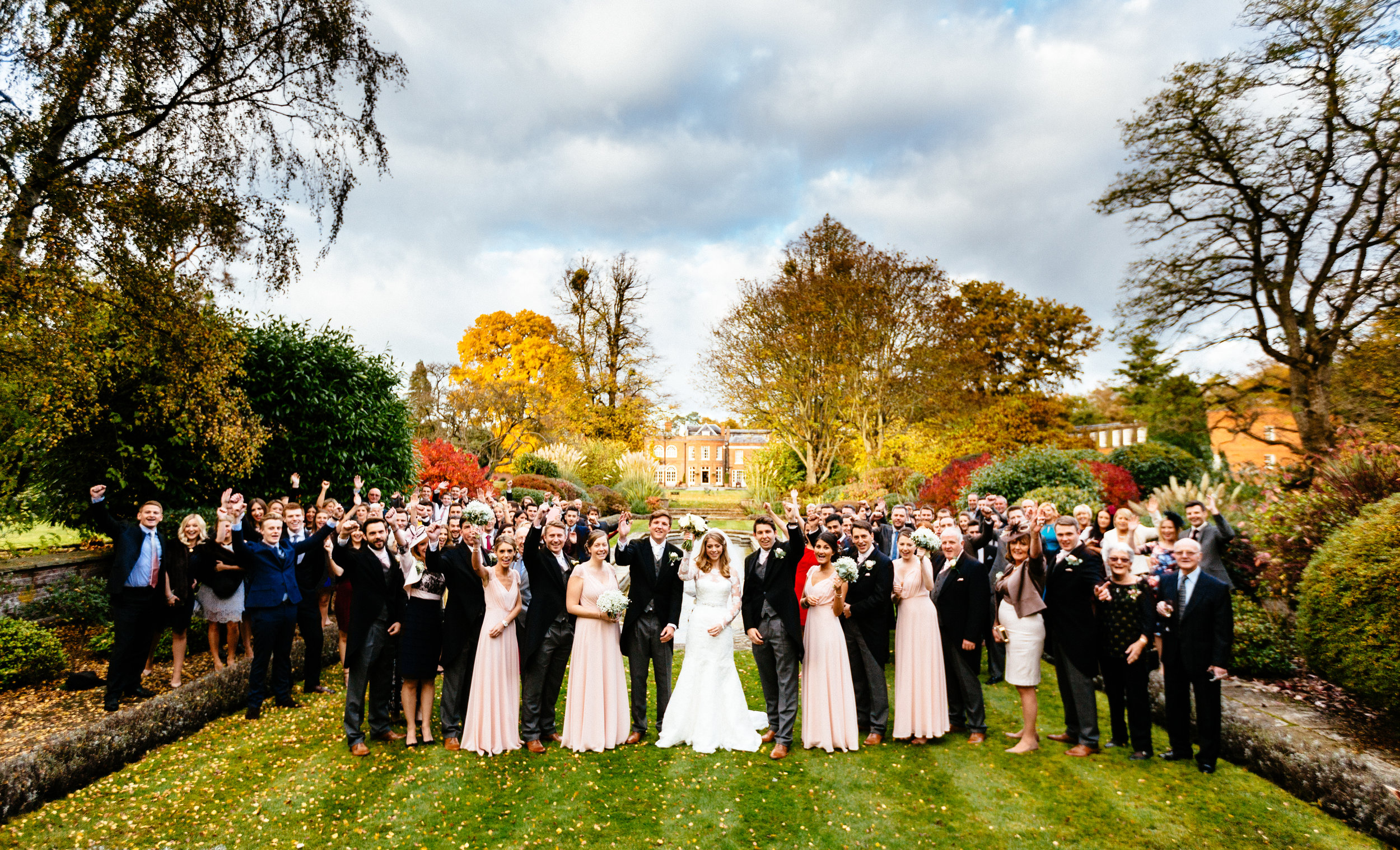 surrey-ascot-royal-berkshire-hotel-autumn-wedding-group-shot-1