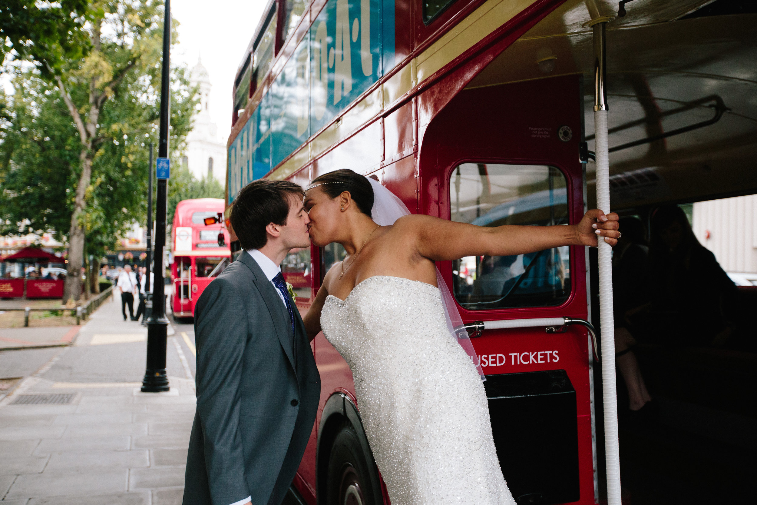 Saint-Alfege-Church-greenwich-wedding-charlton-london-red-london-bus-routemaster-181