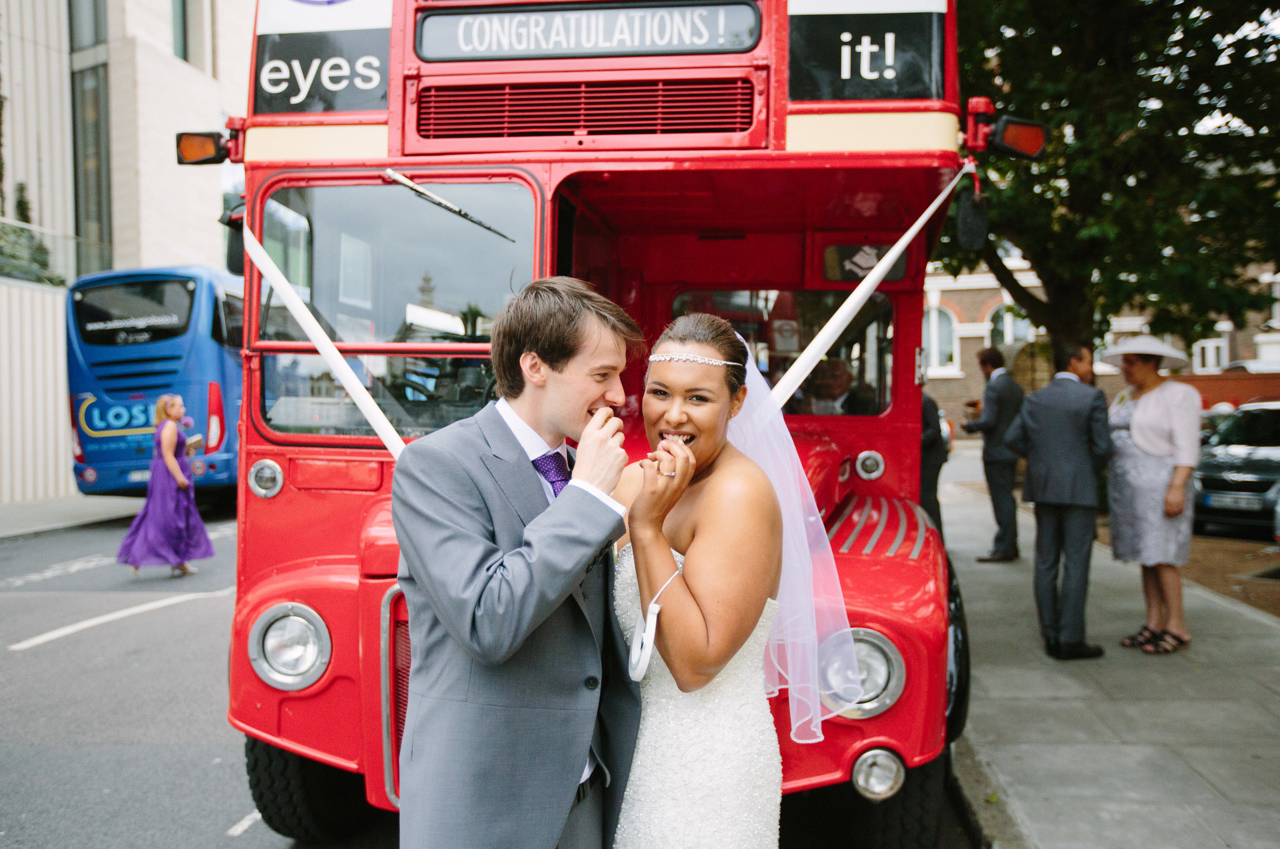 Saint-Alfege-Church-greenwich-wedding-charlton-london-red-london-bus-routemaster-184