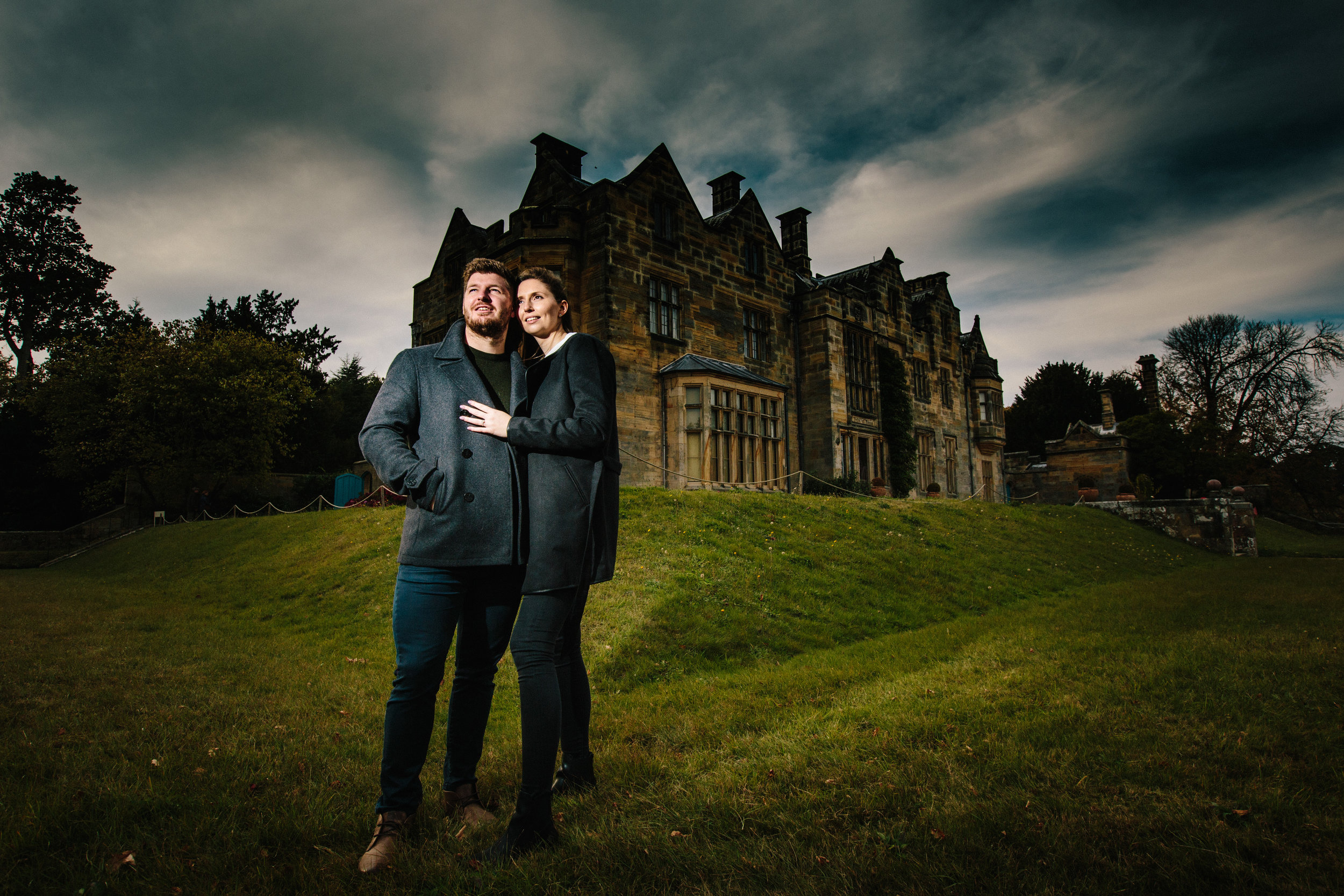 Scotney-Castle-Kent-London-Engagement-Wedding-Photography-dogs-6