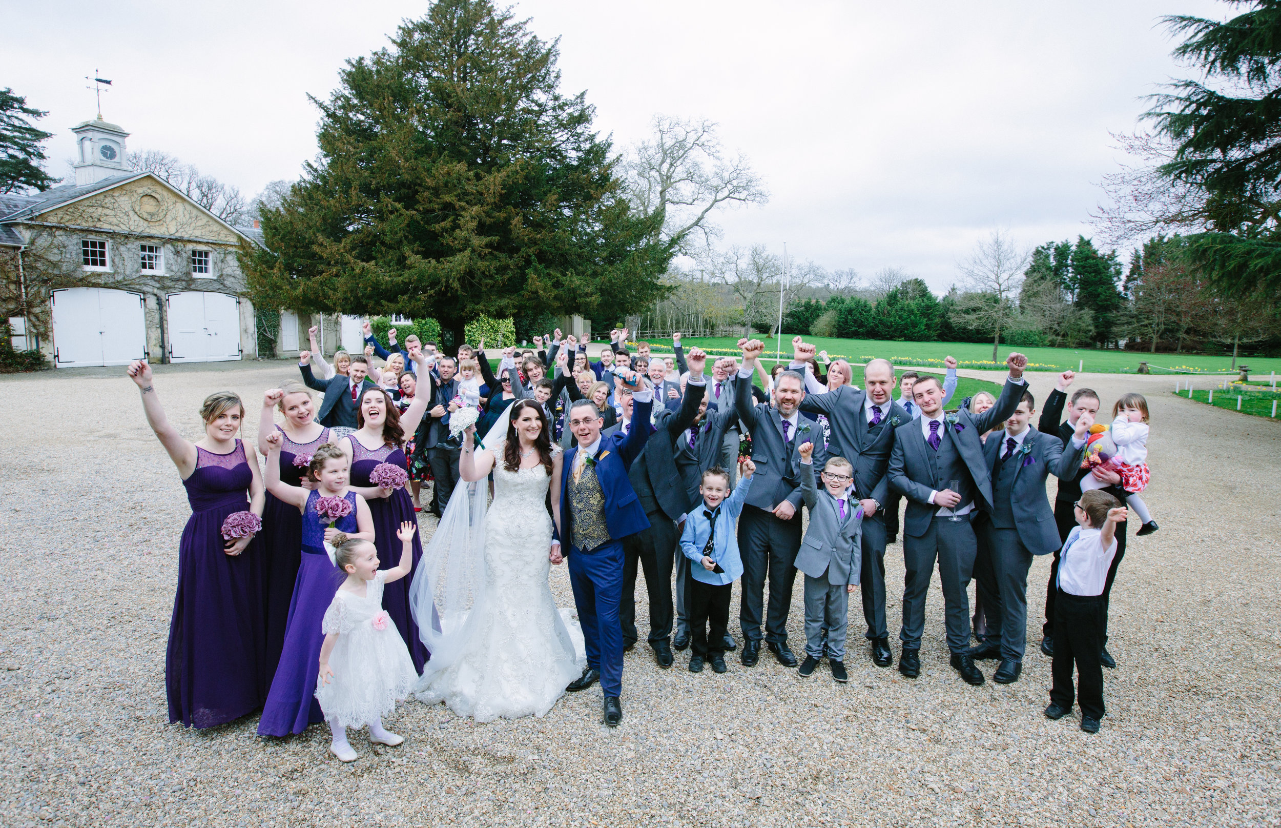 northbrook-park-farnham-hamnpshire-winter-spring-wedding-photography-group-shot-35