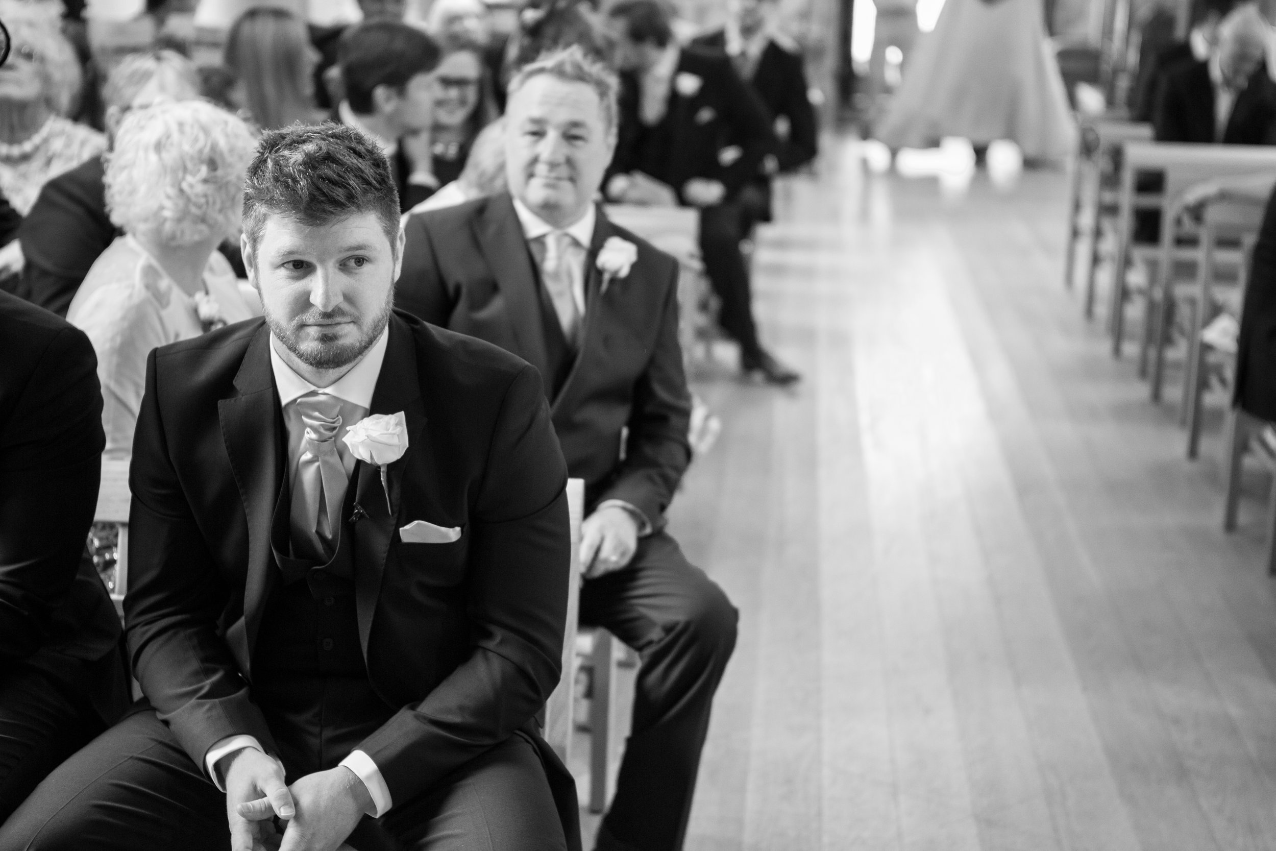 kent-wedding-photography-kingsnorth-waiting-at-the-altar-26