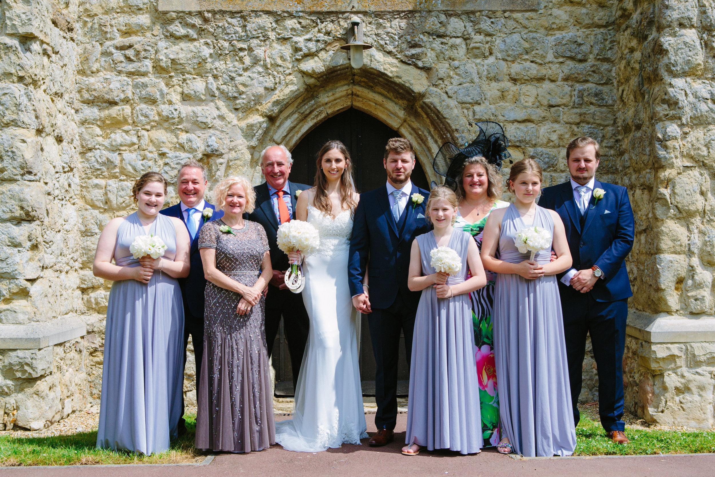 kent-wedding-photography-kingsnorth-church-group-shot-46