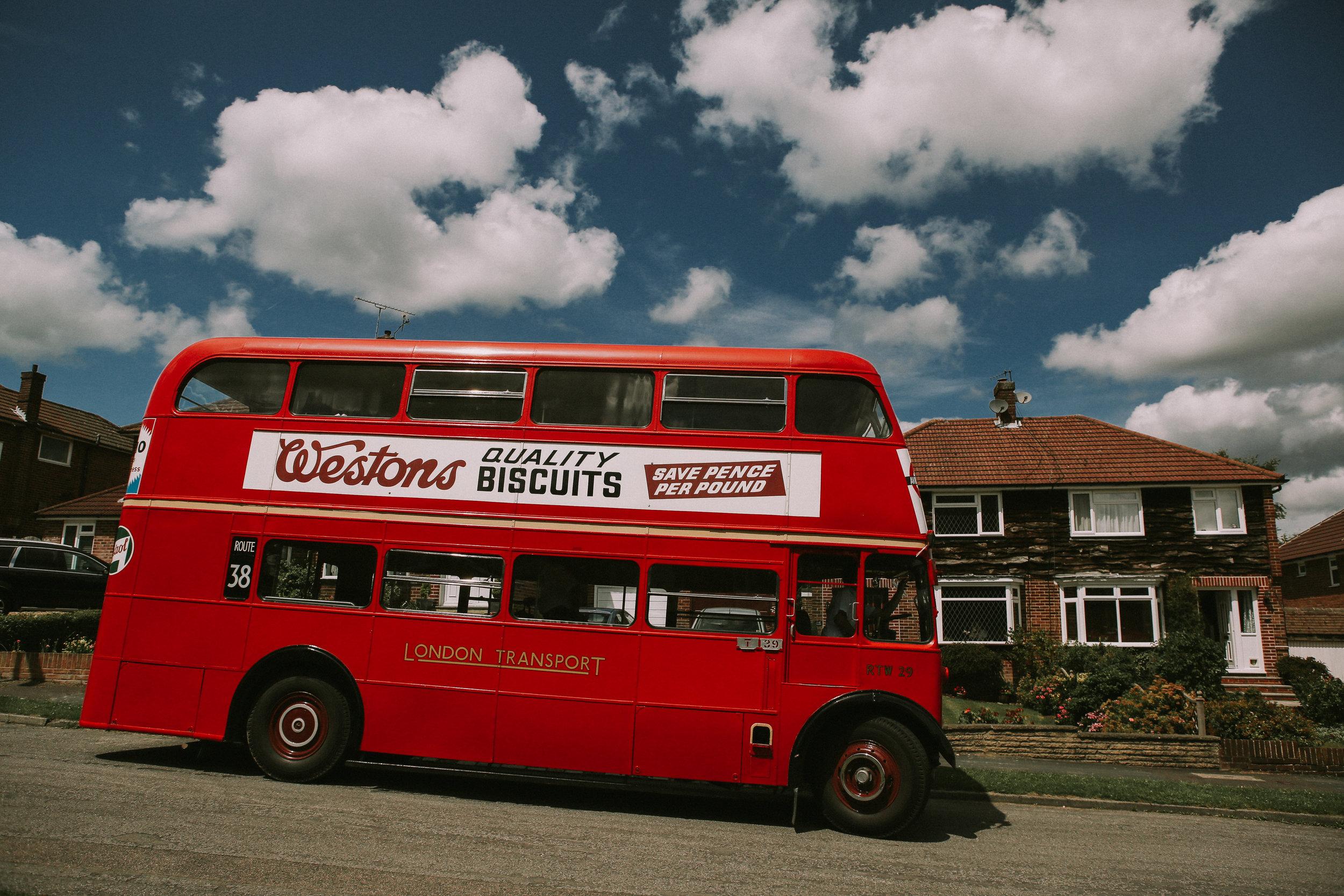 reigate-surrey-london-wedding-photography-bridal-prep-routemaster-bus-19