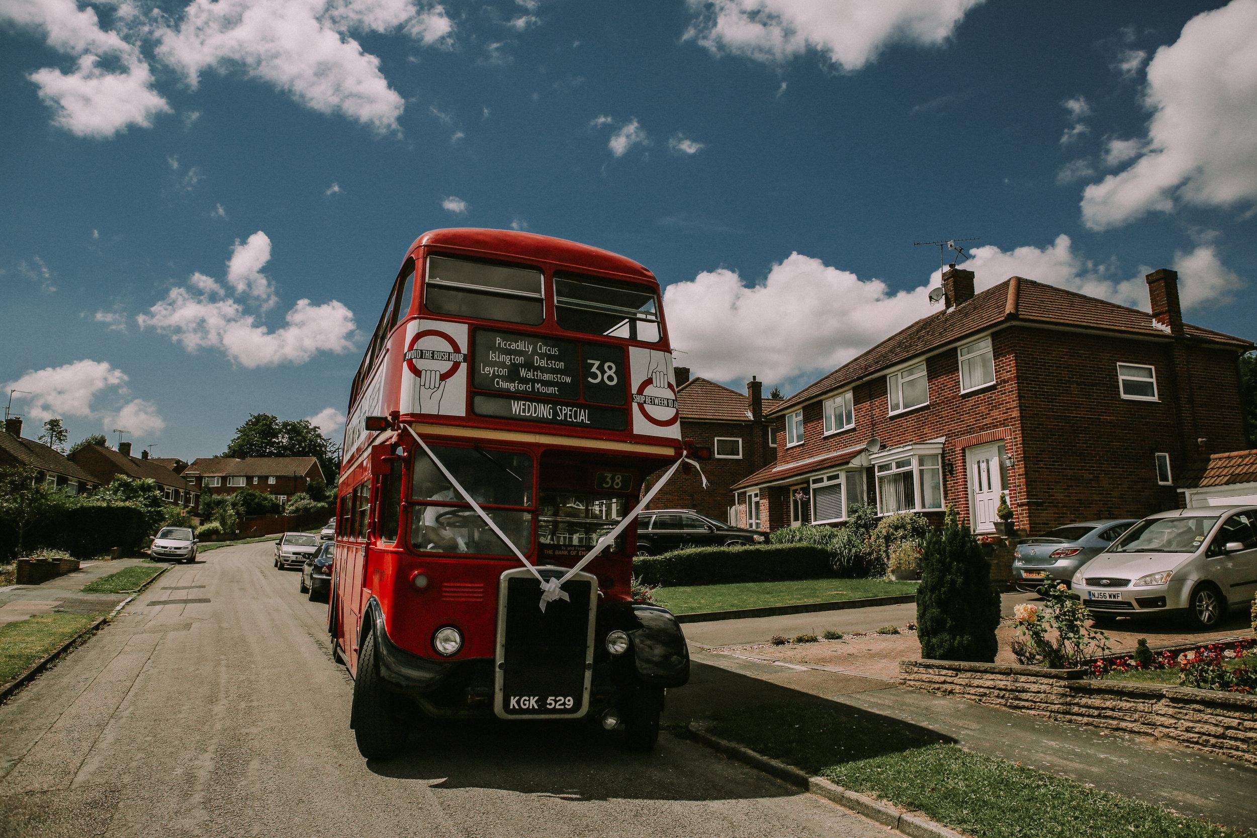 reigate-surrey-london-wedding-photography-bridal-prep-routemaster-bus-20