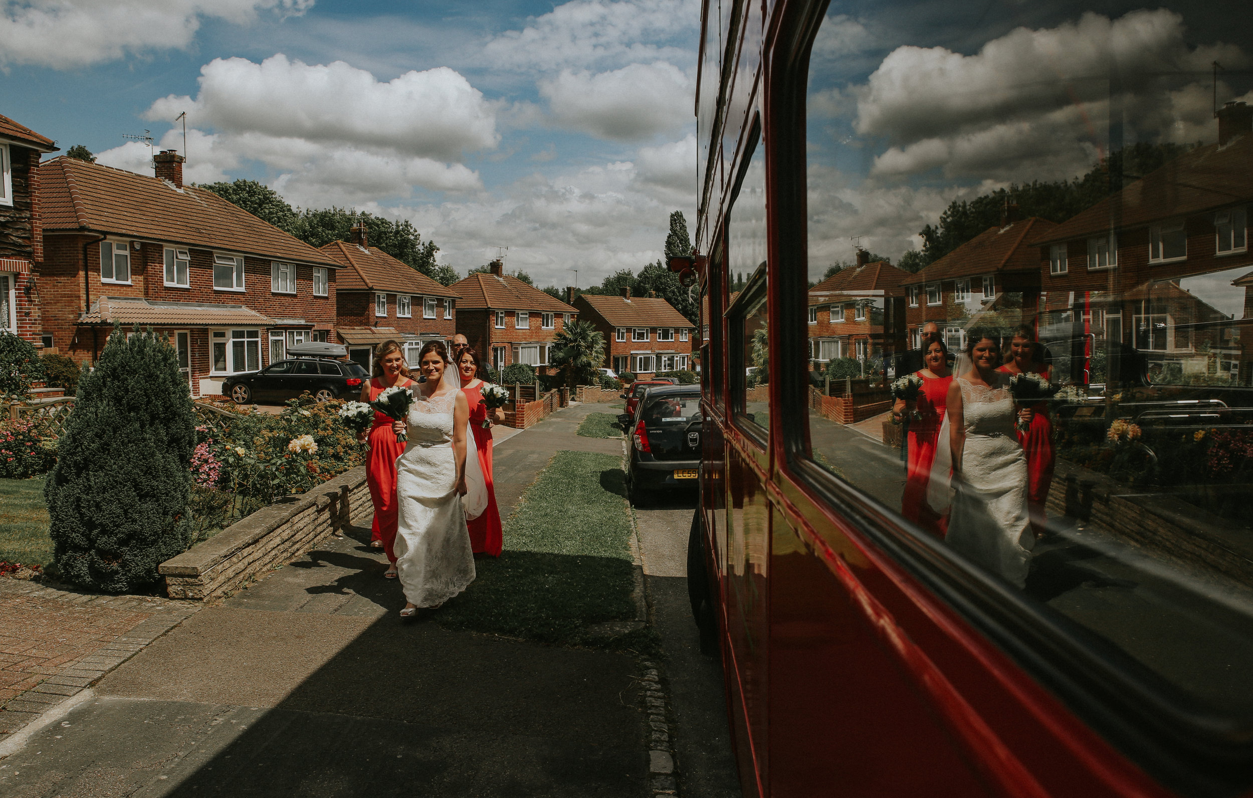 reigate-surrey-london-wedding-photography-bridal-prep-routemaster-bus-21