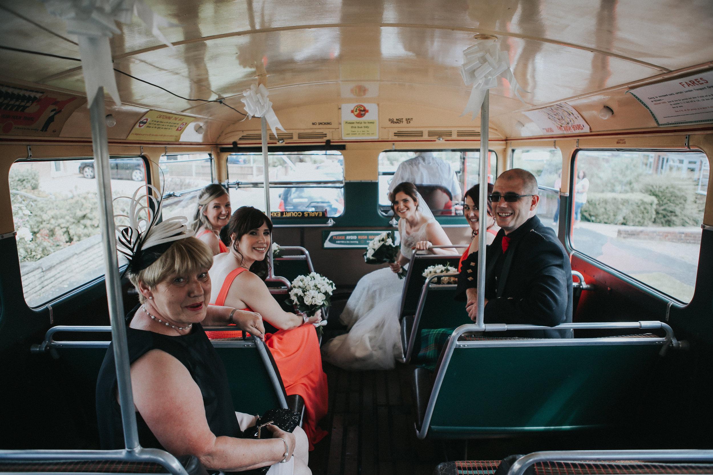 reigate-surrey-london-wedding-photography-bridal-prep-routemaster-bus-24