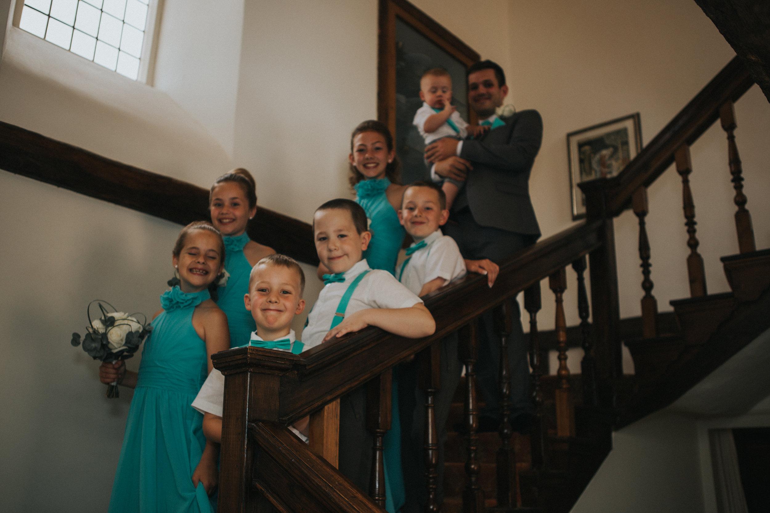 westenhangar-castle-kent-london-wedding-photography-stairs-33