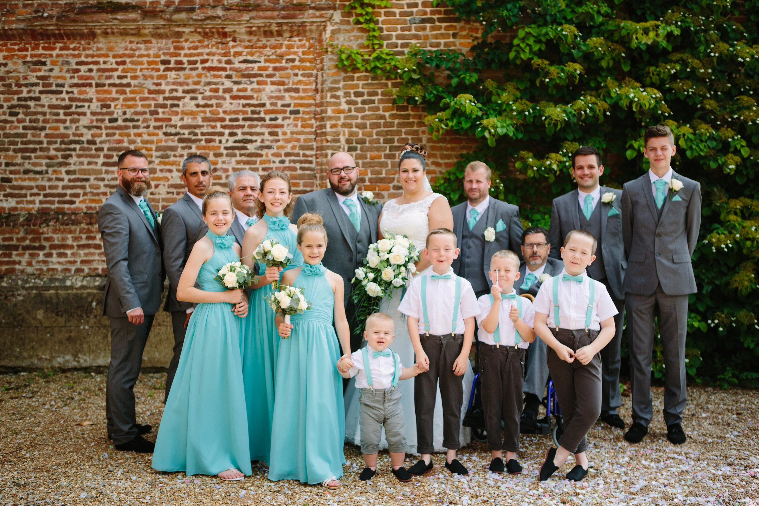 westenhangar-castle-kent-london-wedding-photography-formal-portrait-group-45