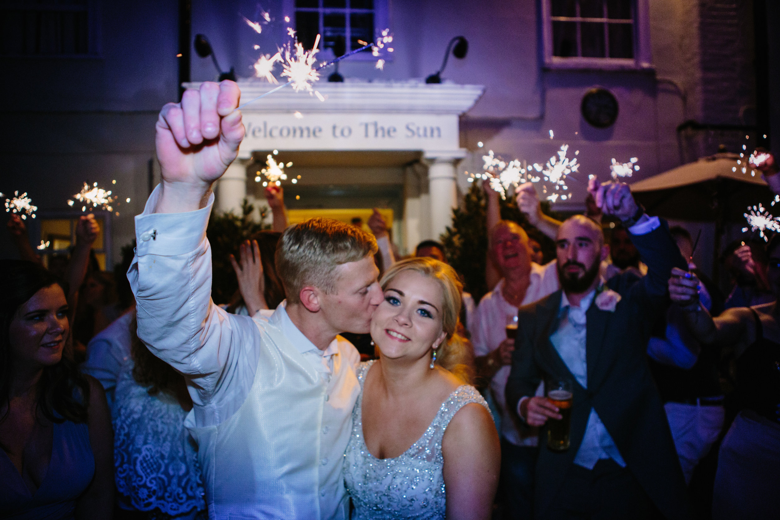 hitchin-hertfordshire-london-wedding-photography-catholic-church-sun-inn-sparklers-60