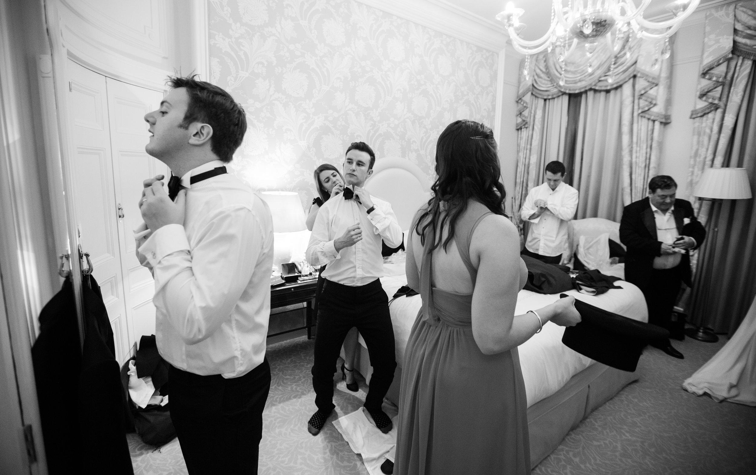 london-wedding-photography-wimbledon-wandsworth-town-hall-savoy-hotel-room-party-prep-chaos-91