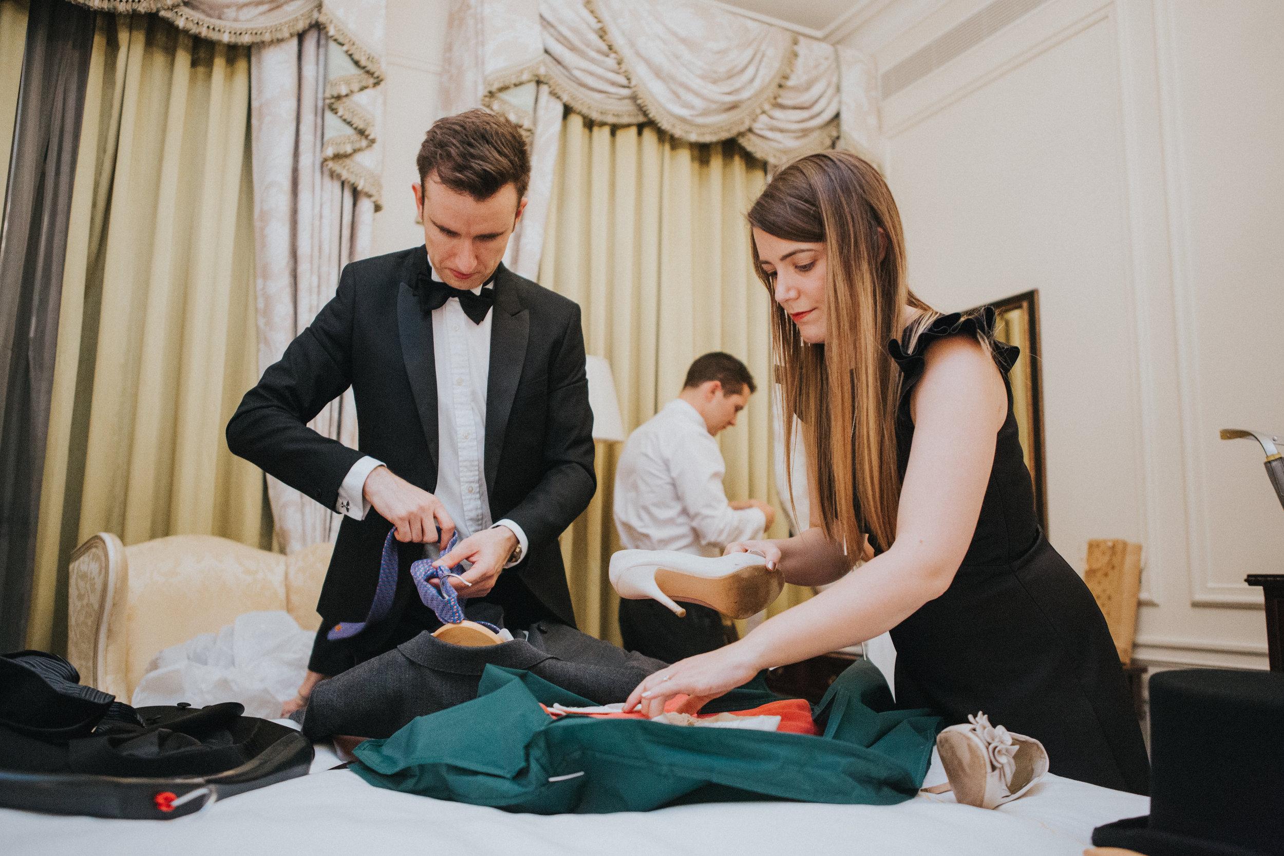 london-wedding-photography-wimbledon-wandsworth-town-hall-savoy-hotel-room-party-prep-chaos-92