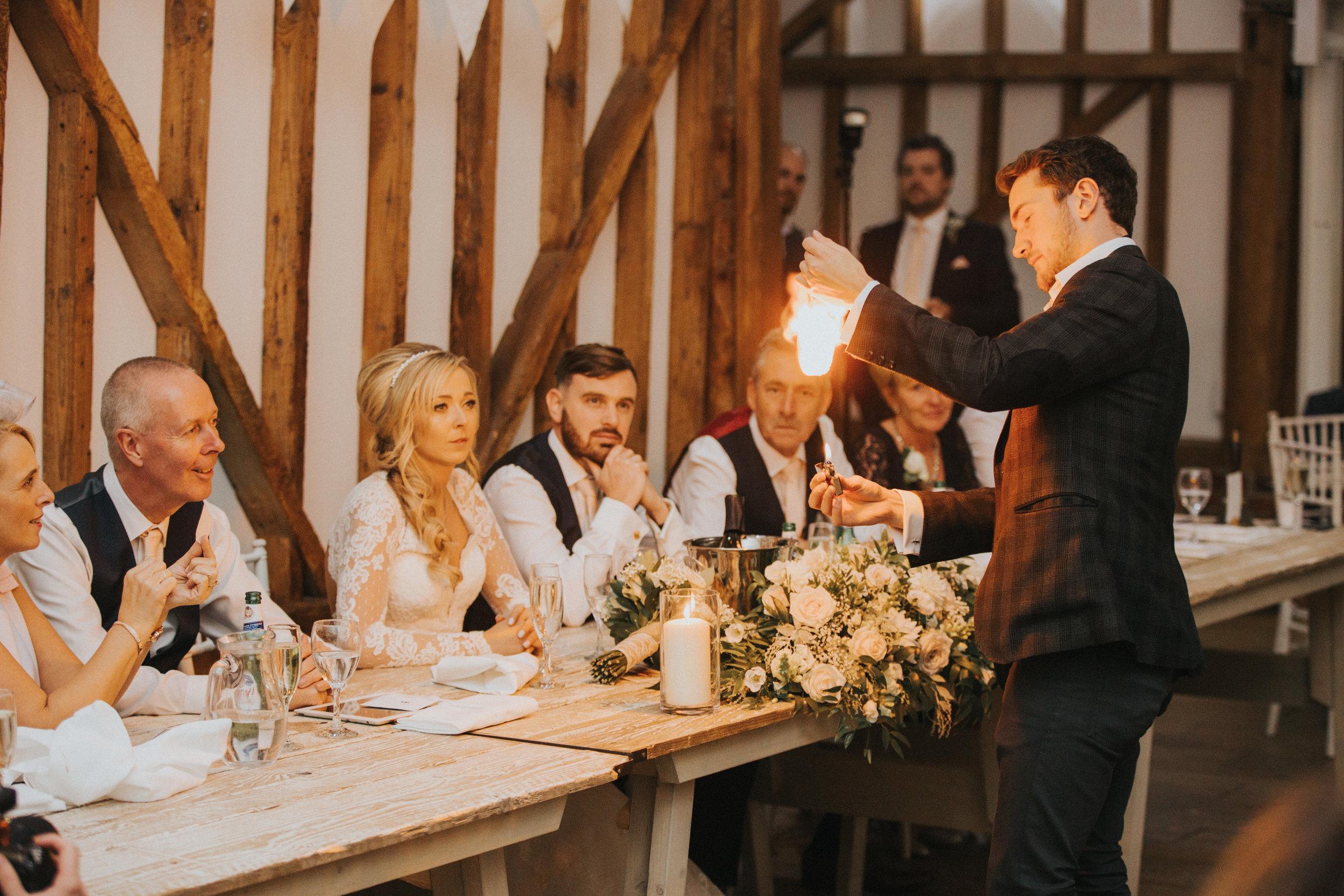 london-hertfordshire-wedding-photography-milling-barn-magician-63