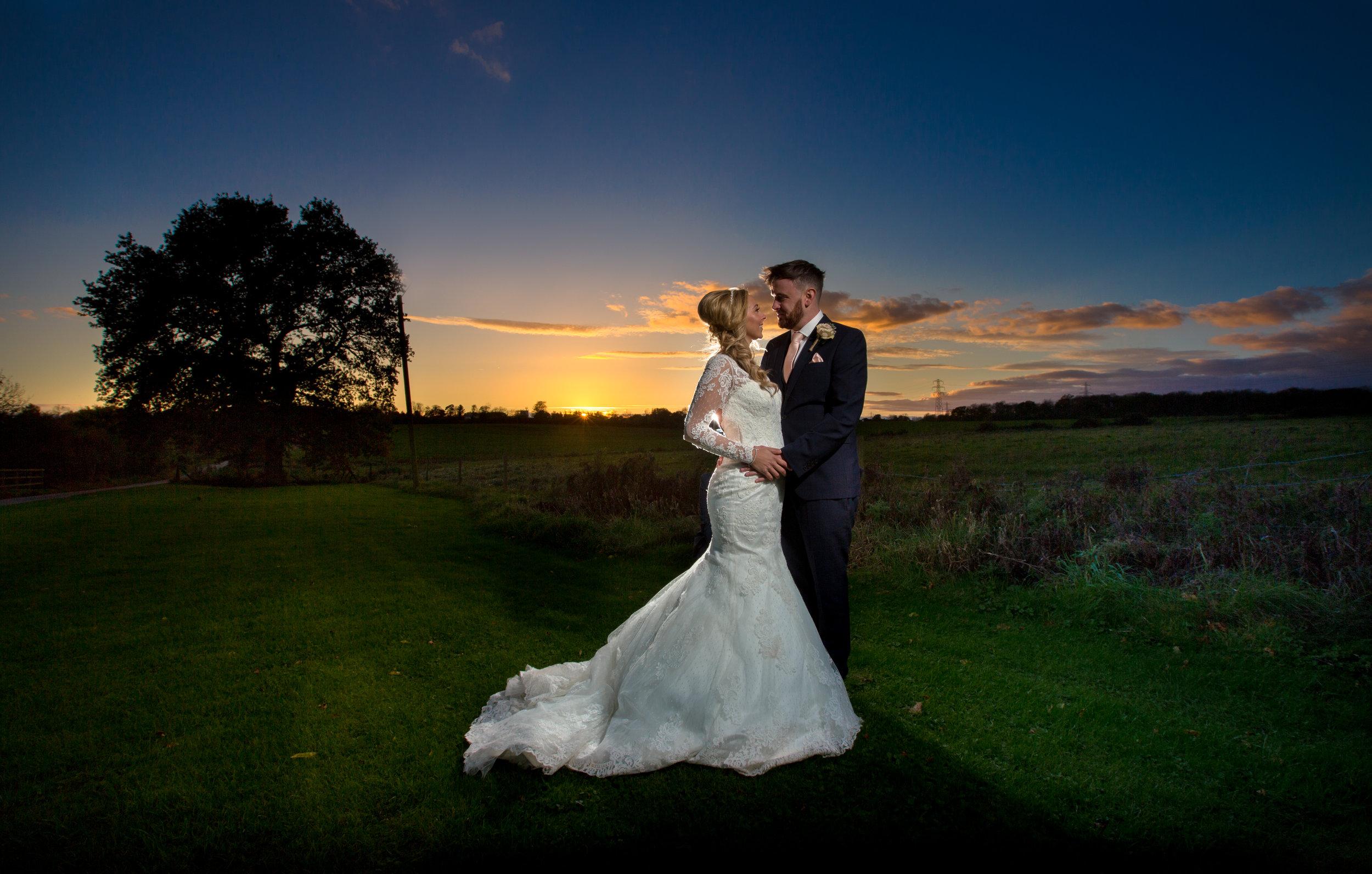 london-hertfordshire-wedding-photography-milling-barn-sunset-portrait-80