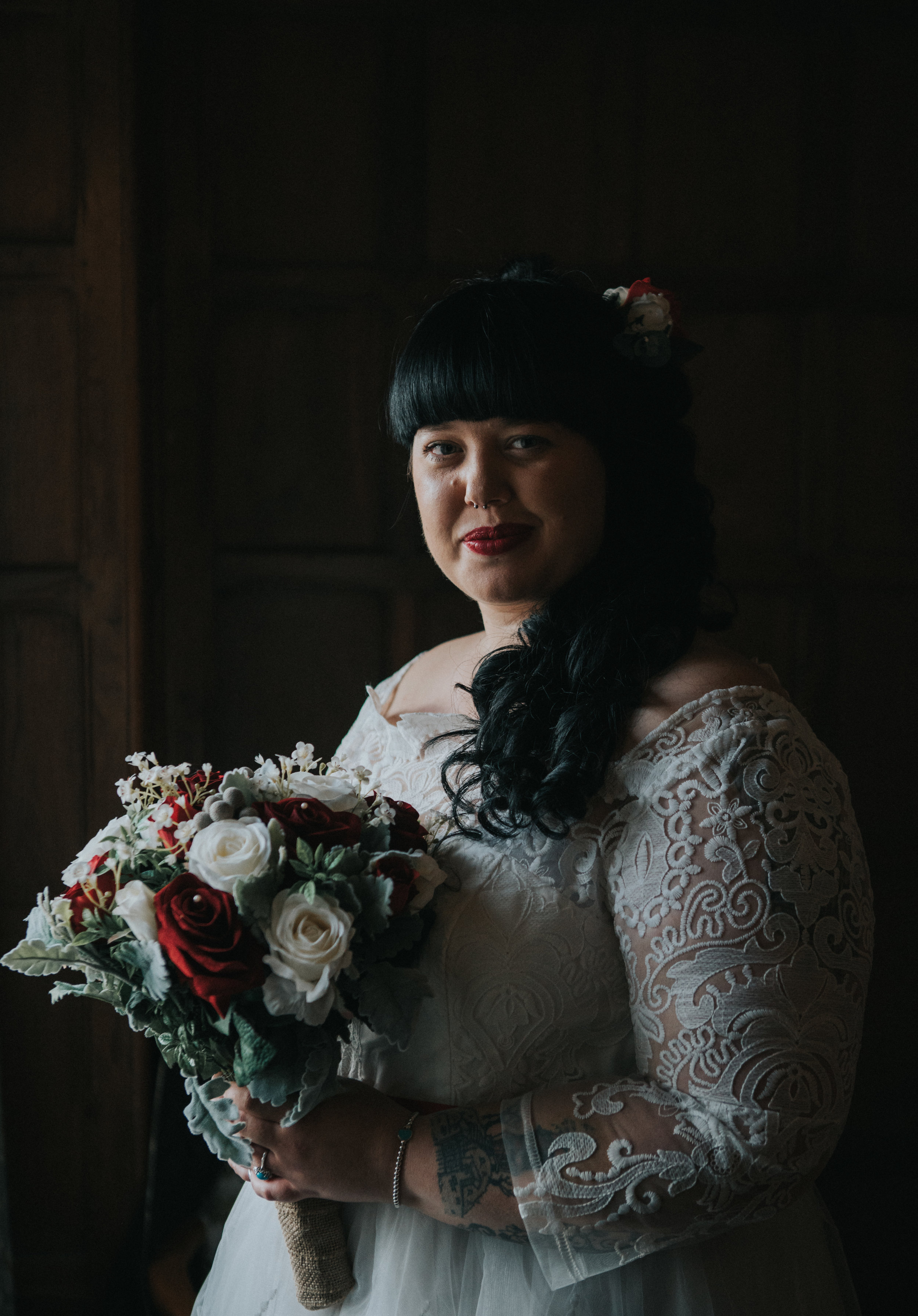 london-kent-wedding-photography-lympne-castle-bride-prep-portrait-10