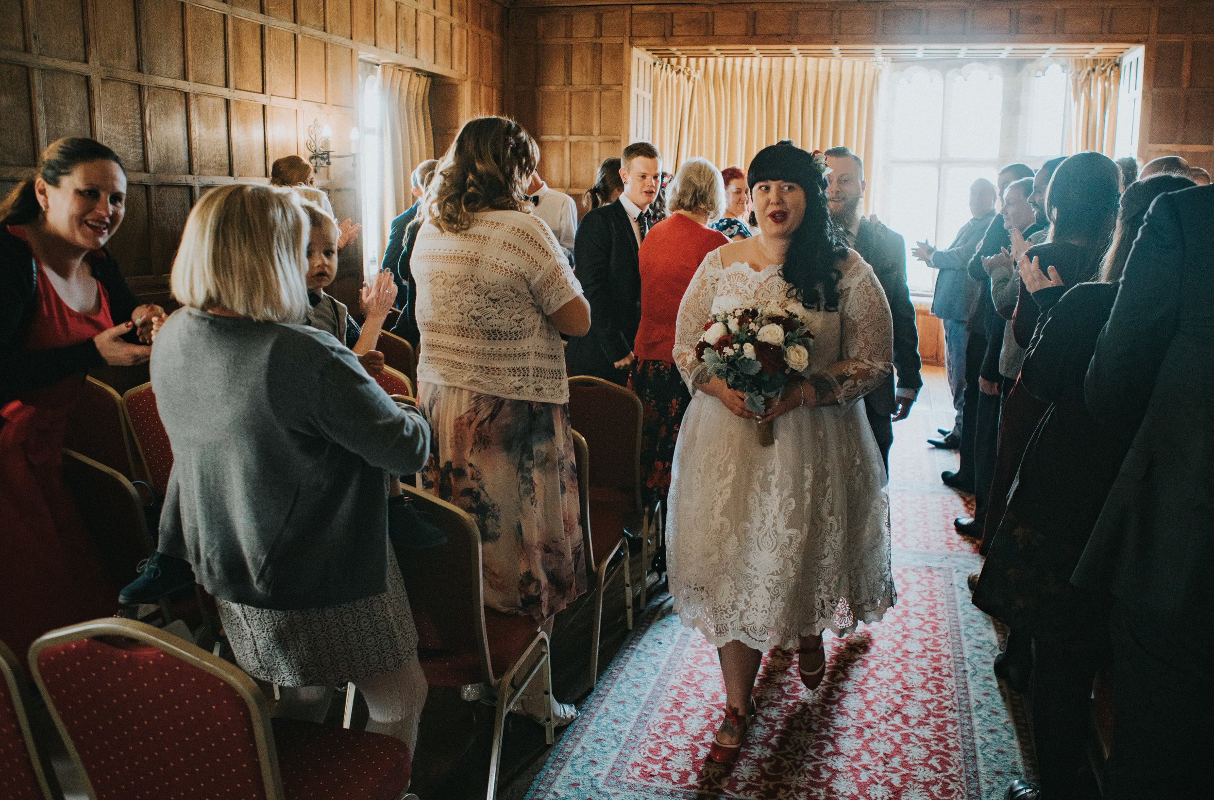 london-kent-wedding-photography-lympne-castle-ceremony-30