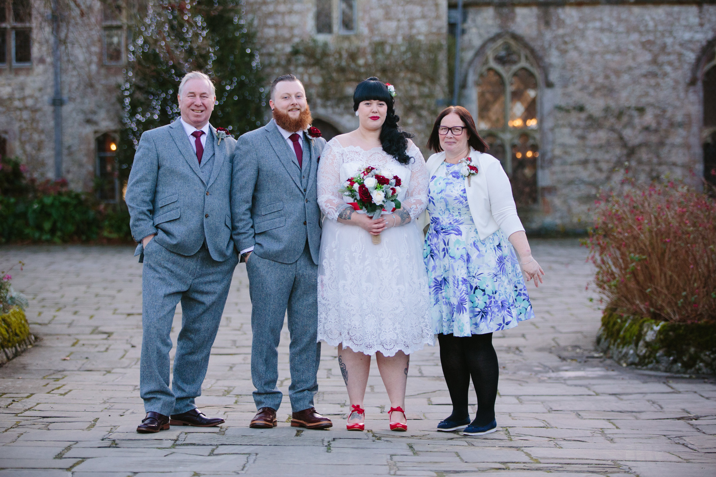 london-kent-wedding-photography-lympne-castle-ceremony-31