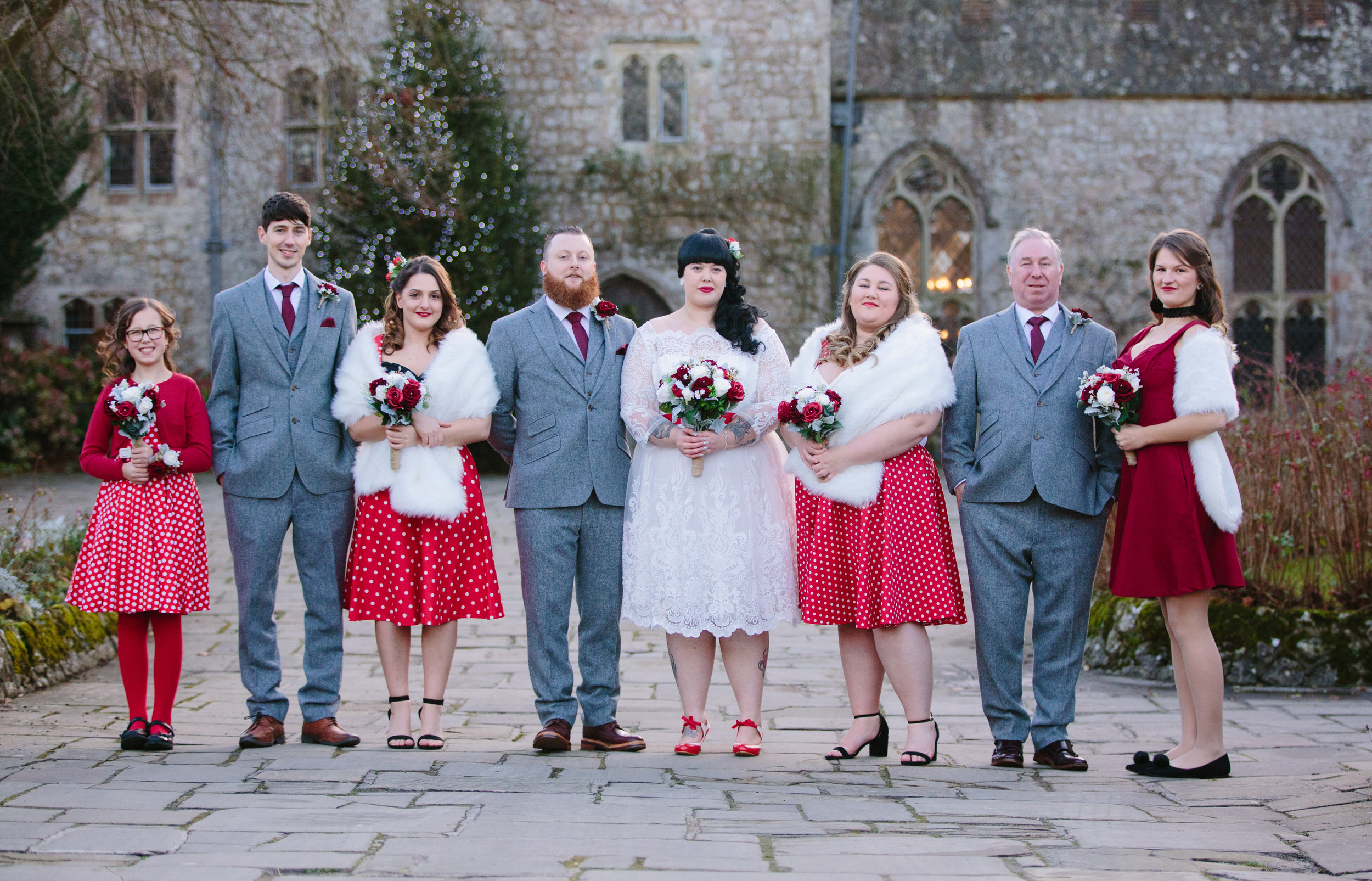 london-kent-wedding-photography-lympne-castle-ceremony-38