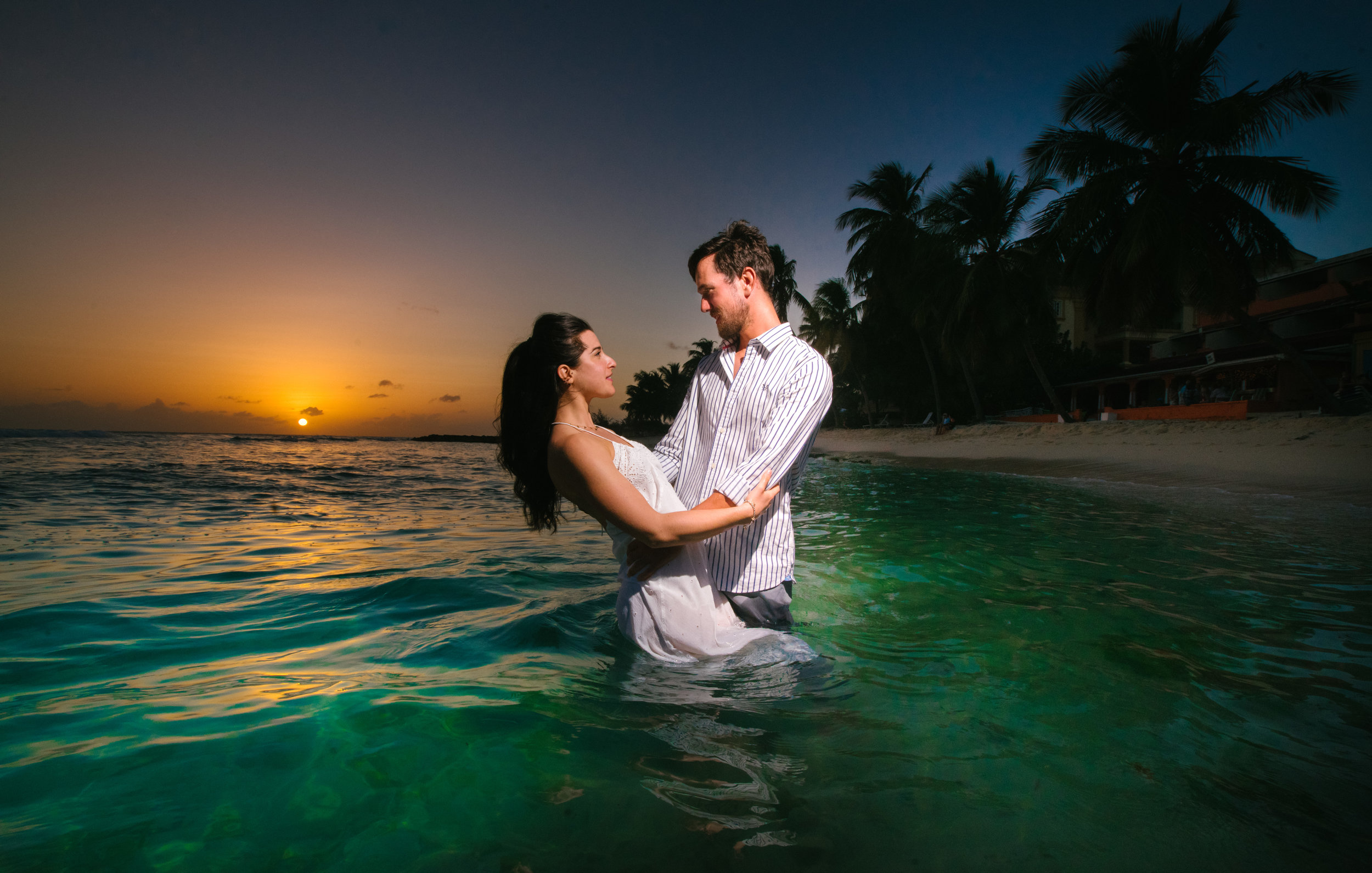 Destination Wedding - Barbados - Delirious Weddings