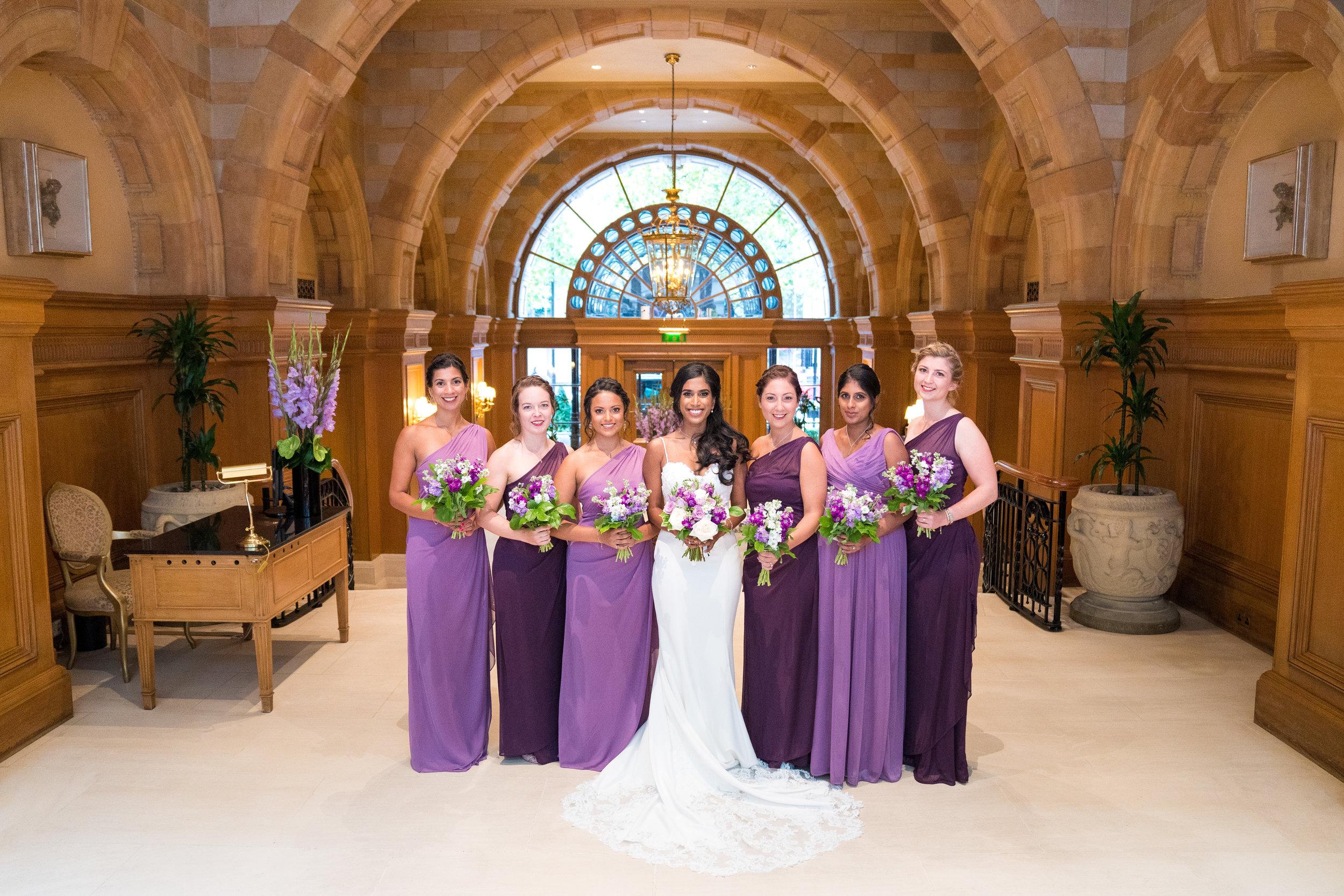 anglo-asian-hindu-civil-wedding-photography-videography-london-portrait-marylebone-old-town-hall-landmark-hotel-19